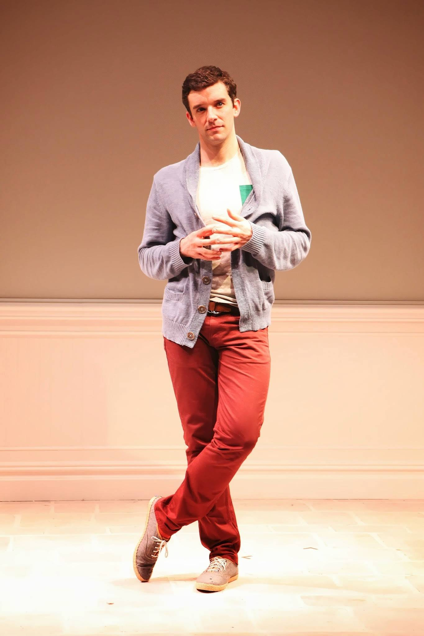 "Michael Urie (""Ugly Betty"") stars as Alex More, an actor employed to work in the faux basement mall at Barbra Streisand's Malibu home, in Jonathan Tolins' acclaimed one-man comedy ""Buyer & Cellar."" The 2013 off-Broadway hit launched its national tour at Chicago's Broadway Playhouse at Water Tower Place. It runs through Sunday, June 15."