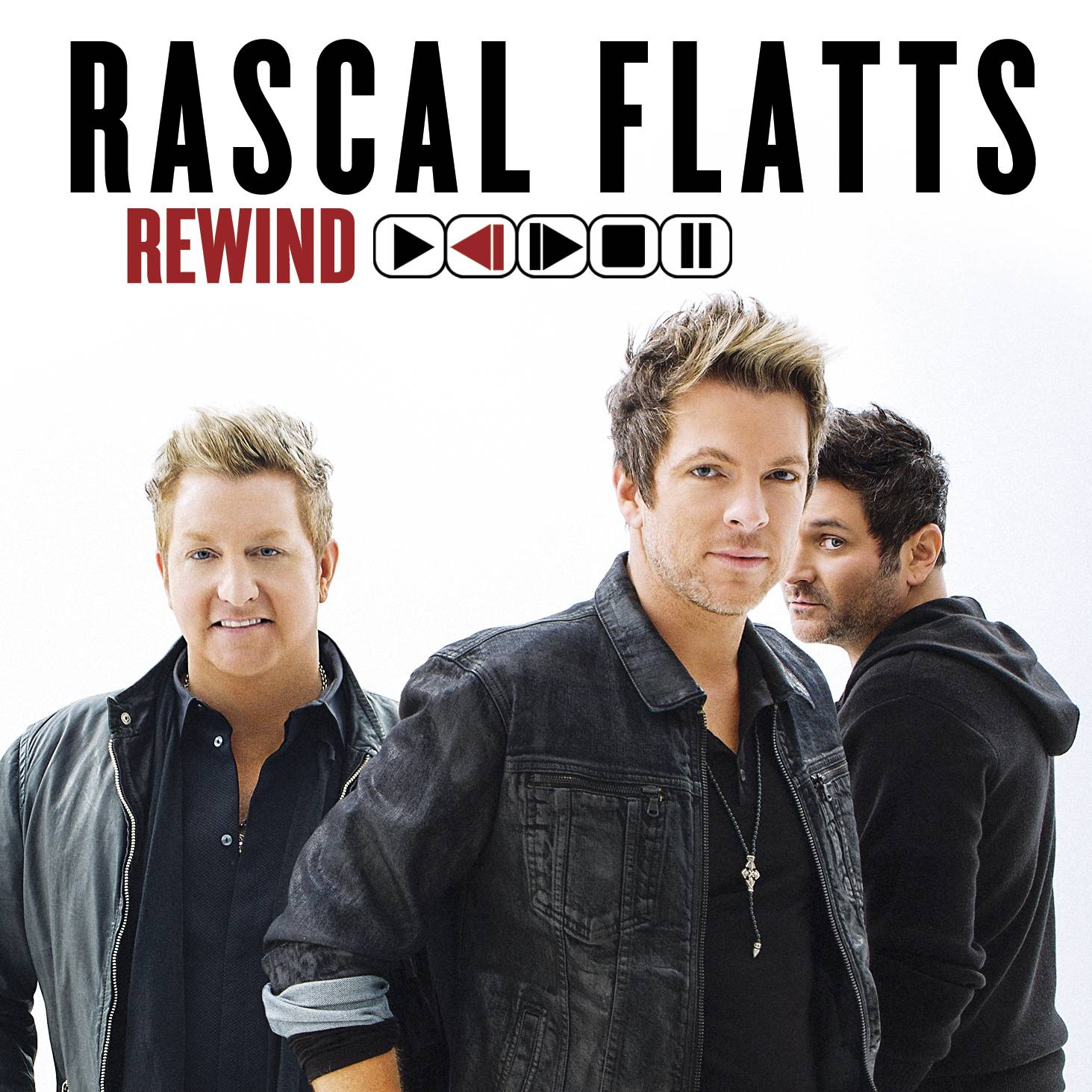 "Rascal Flatts has fast-forwarded into the future on ""Rewind."""