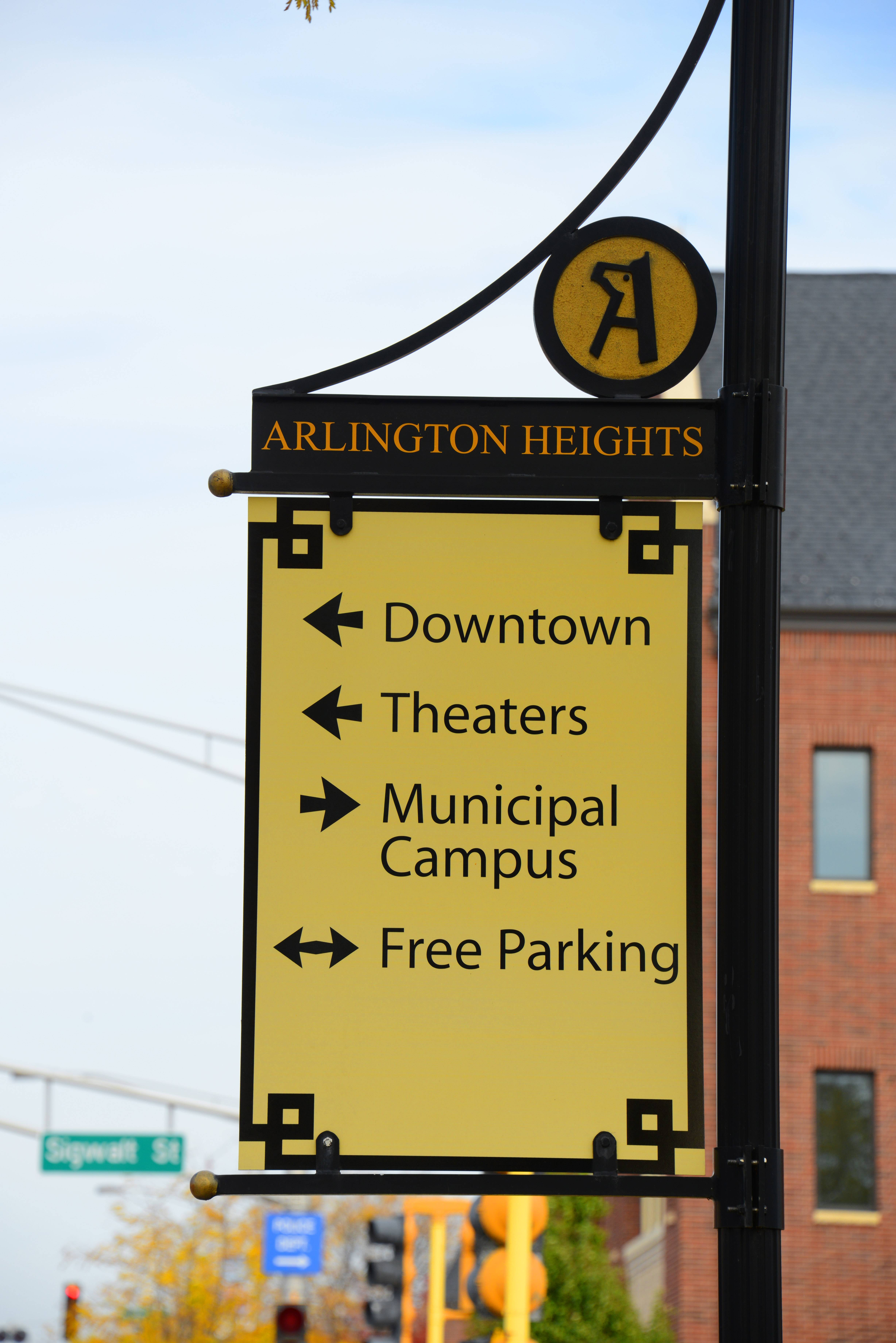 Arlington Heights is creating a task force to study rebranding the village in hopes of attracting more business, entertainment and shopping dollars to town