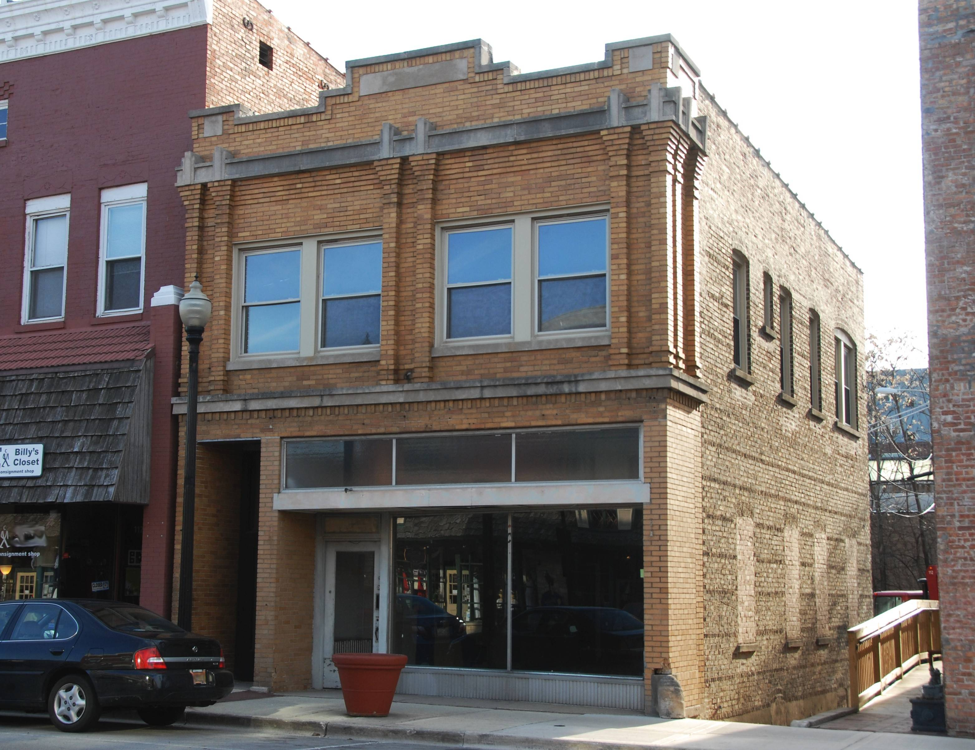 Wheaton city officials are hoping to sell the two-story building at 111-113 N. Main St. to a buyer who will renovate it and turn the ground floor into retail and the second floor into an office or residential unit.