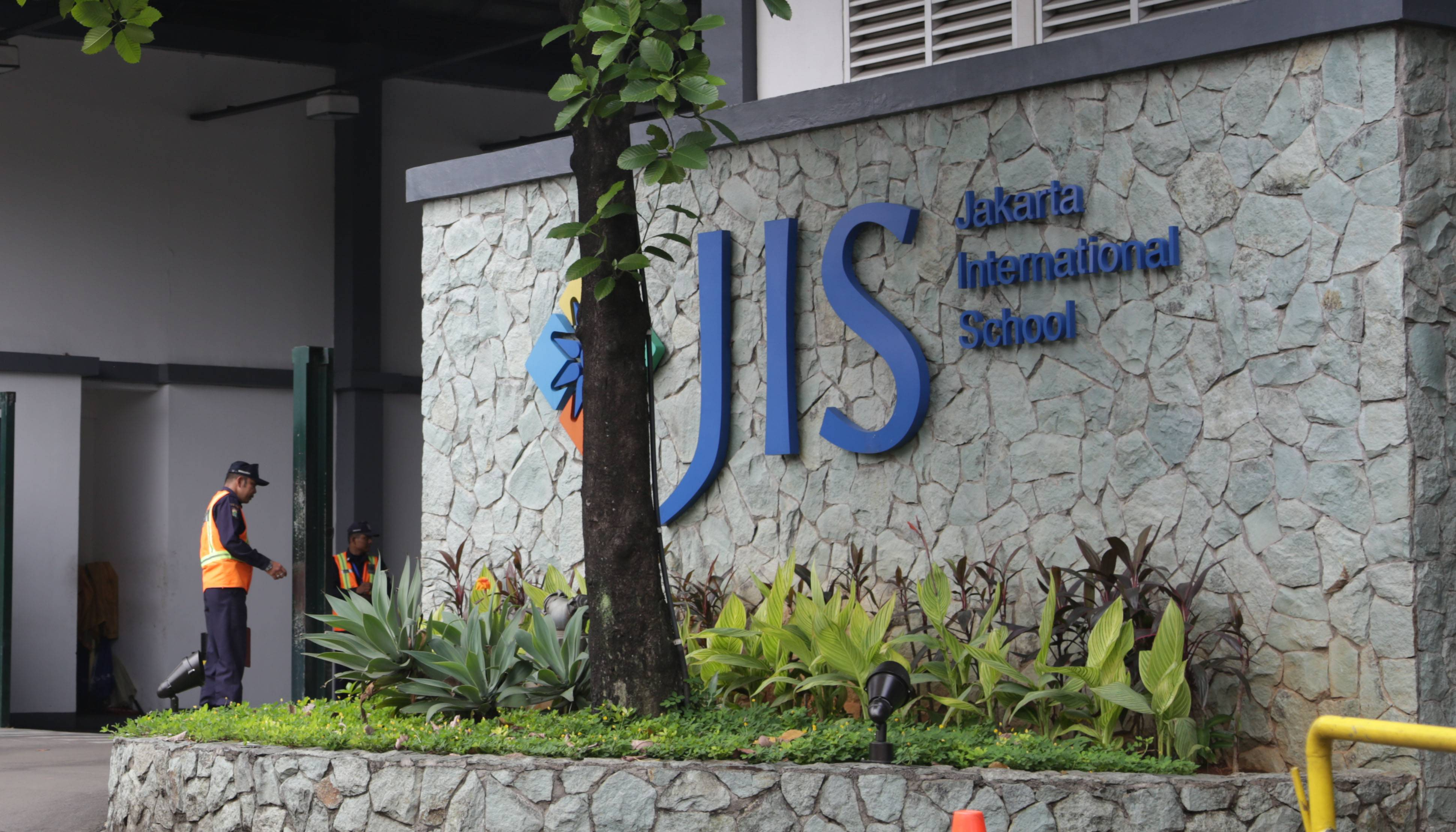 Jakarta International School (JIS) compound in Jakarta, Indonesia. U.S. citizen William Vahey taught here from 1992-2002.