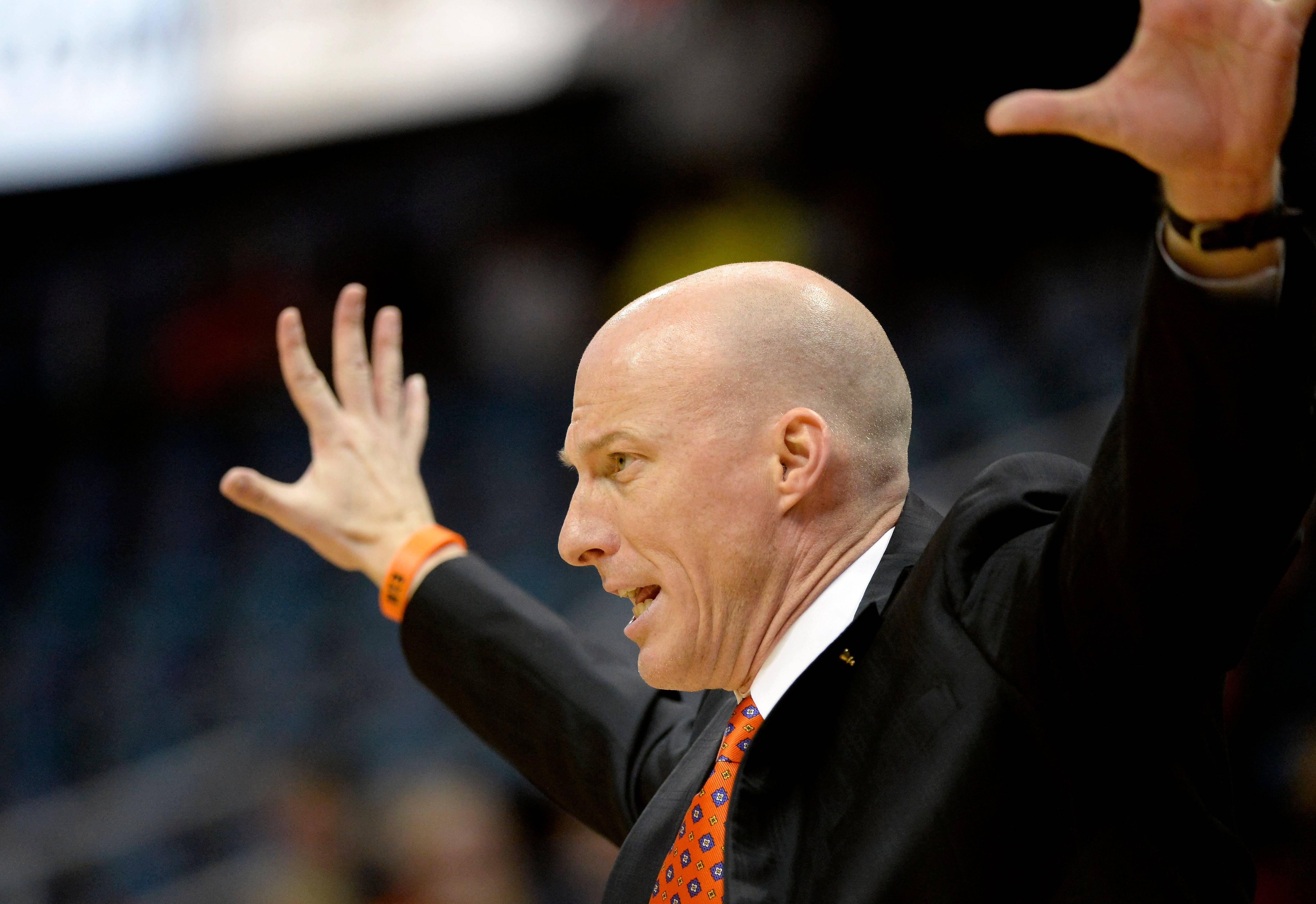 Illinois head coach John Groce announced on Tuesday that he has suspended forward Darius Paul for the upcoming season.