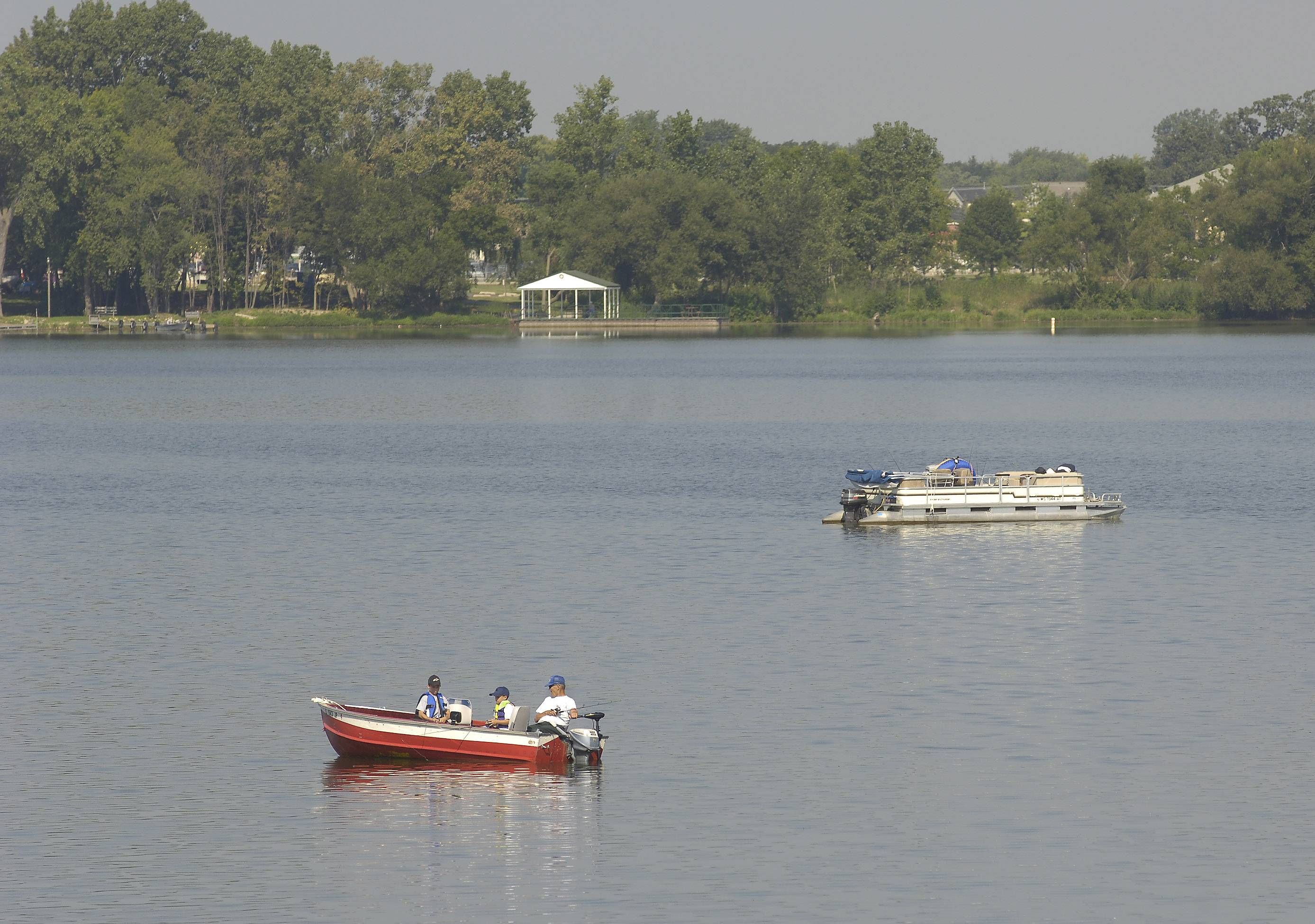 Changes to the no-wake rules on Wauconda's Bangs Lake have been proposed.