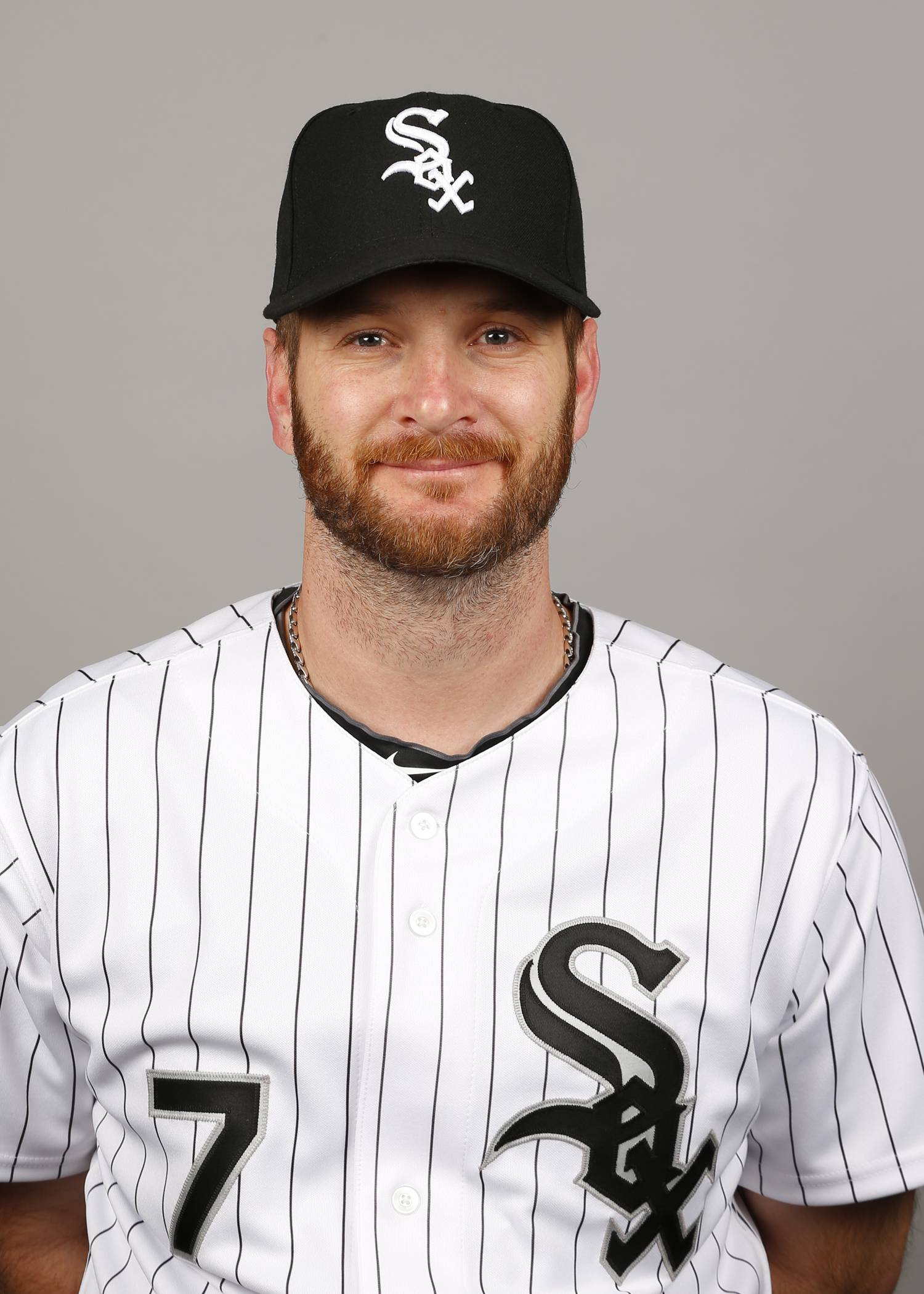 This is a 2014 photo of Jeff Keppinger of the Chicago White Sox baseball team. This image reflects the 2014 active roster as of Feb. 22, 2014 when this image was taken in Glendale, Ariz. (AP Photo/Paul Sancya)