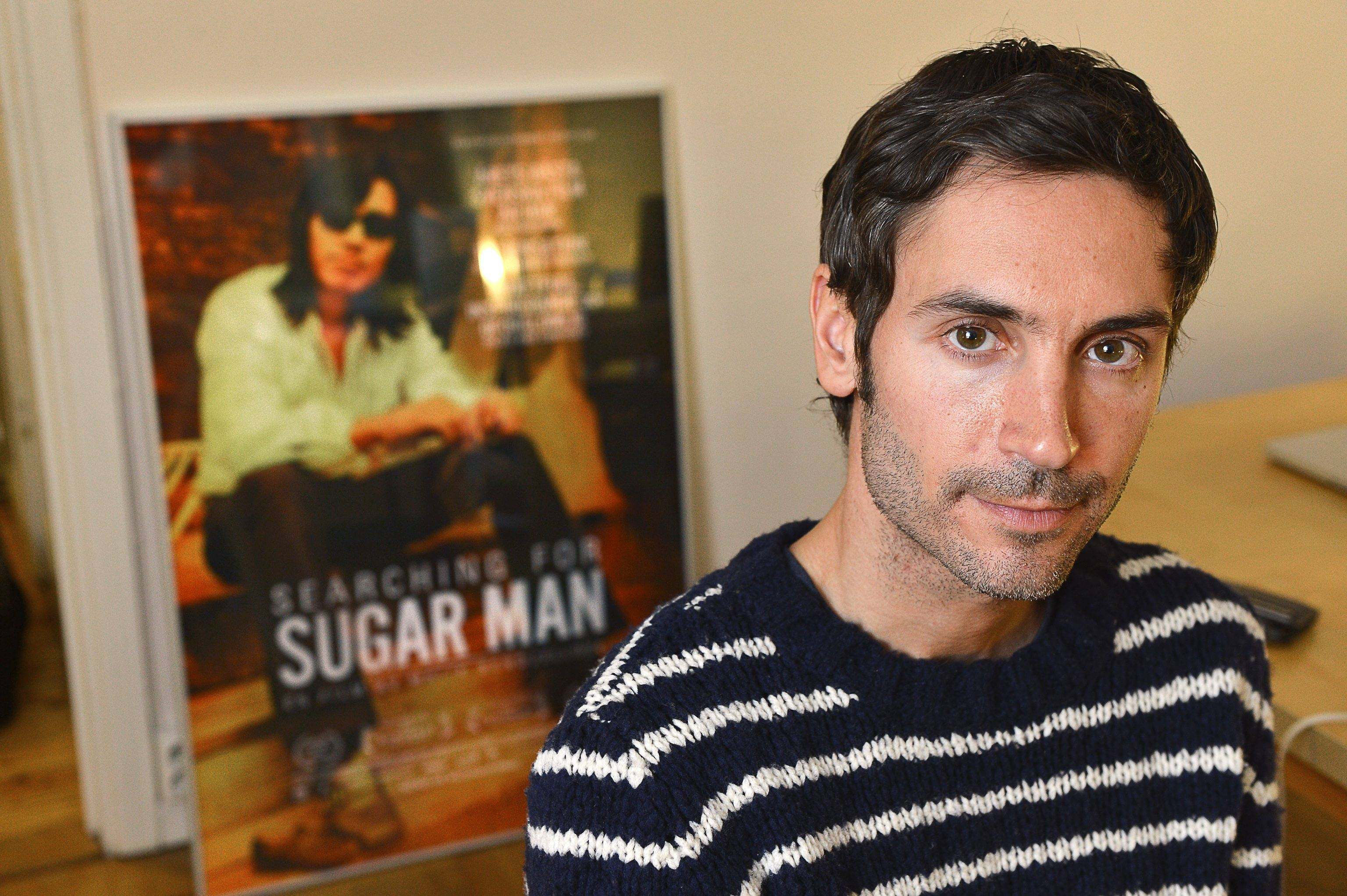 "Police in Sweden say Malik Bendjelloul, the film director behind the Oscar-awarded music documentary ""Searching for Sugarman,"" died Tuesday, May 13, 2014. He was 36."