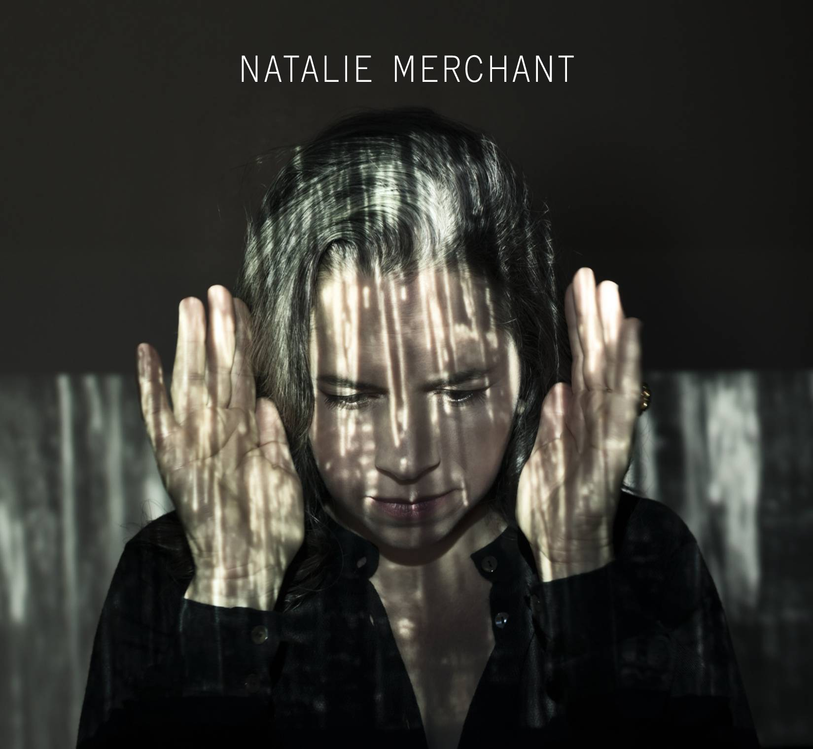 This CD cover image released by Nonesuch Records shows the self titled album by Natalie Merchant.