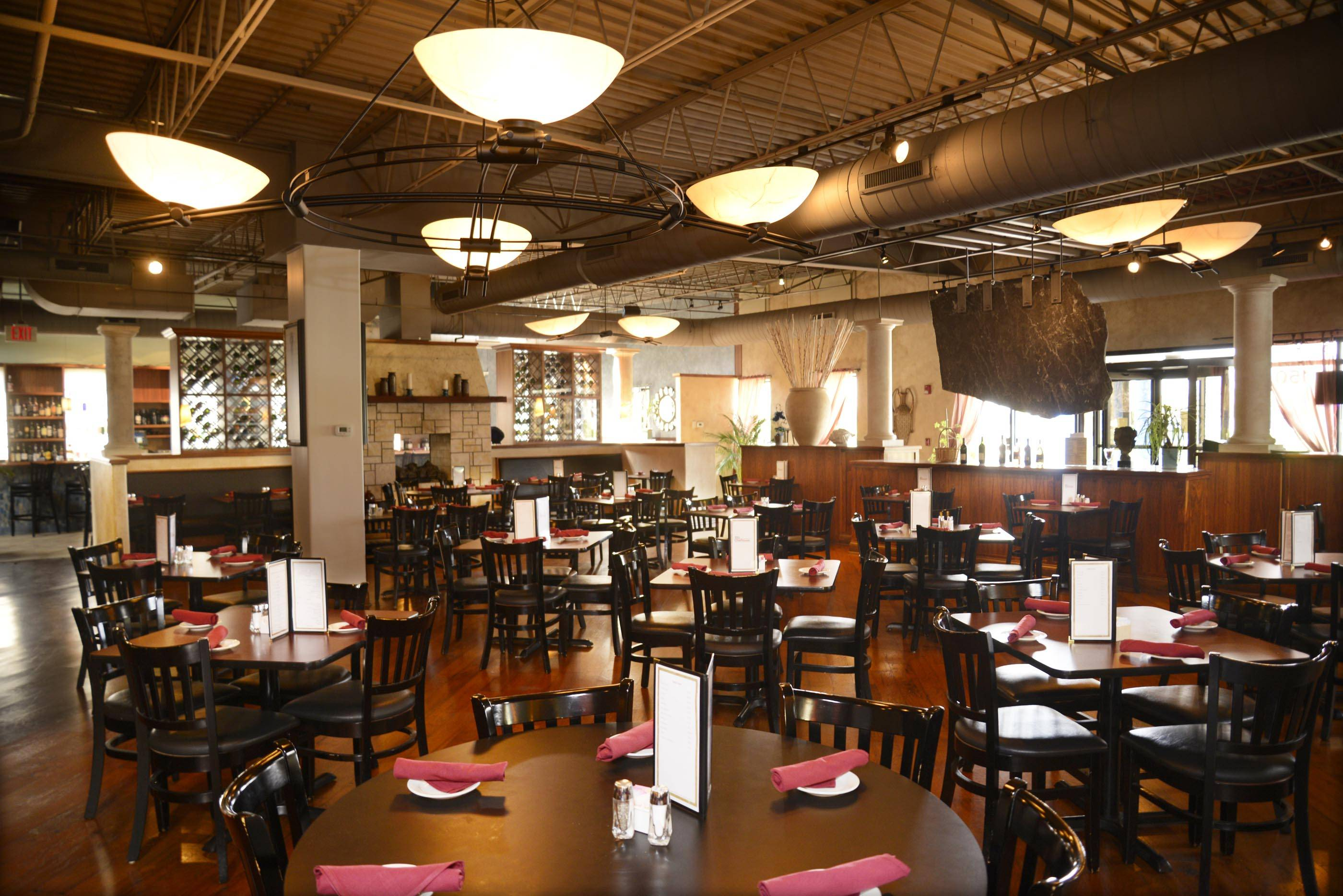 North Avenue Charhouse has moved into a spot that formerly housed Greek restaurants on North Avenue in St. Charles.