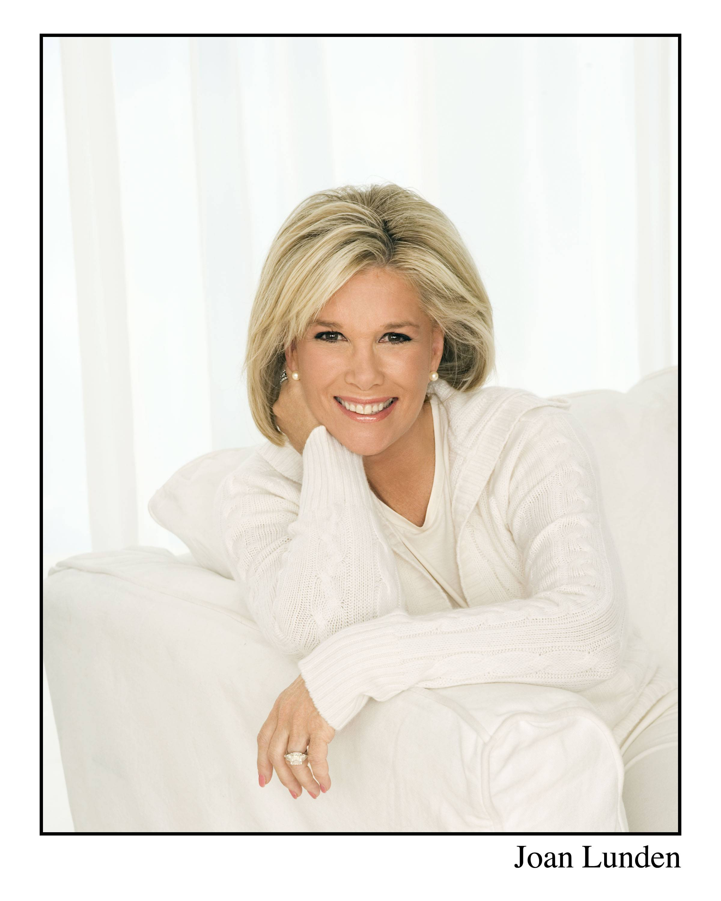 Joan Lunden appearing on Aging Info RadioJoan Lunden