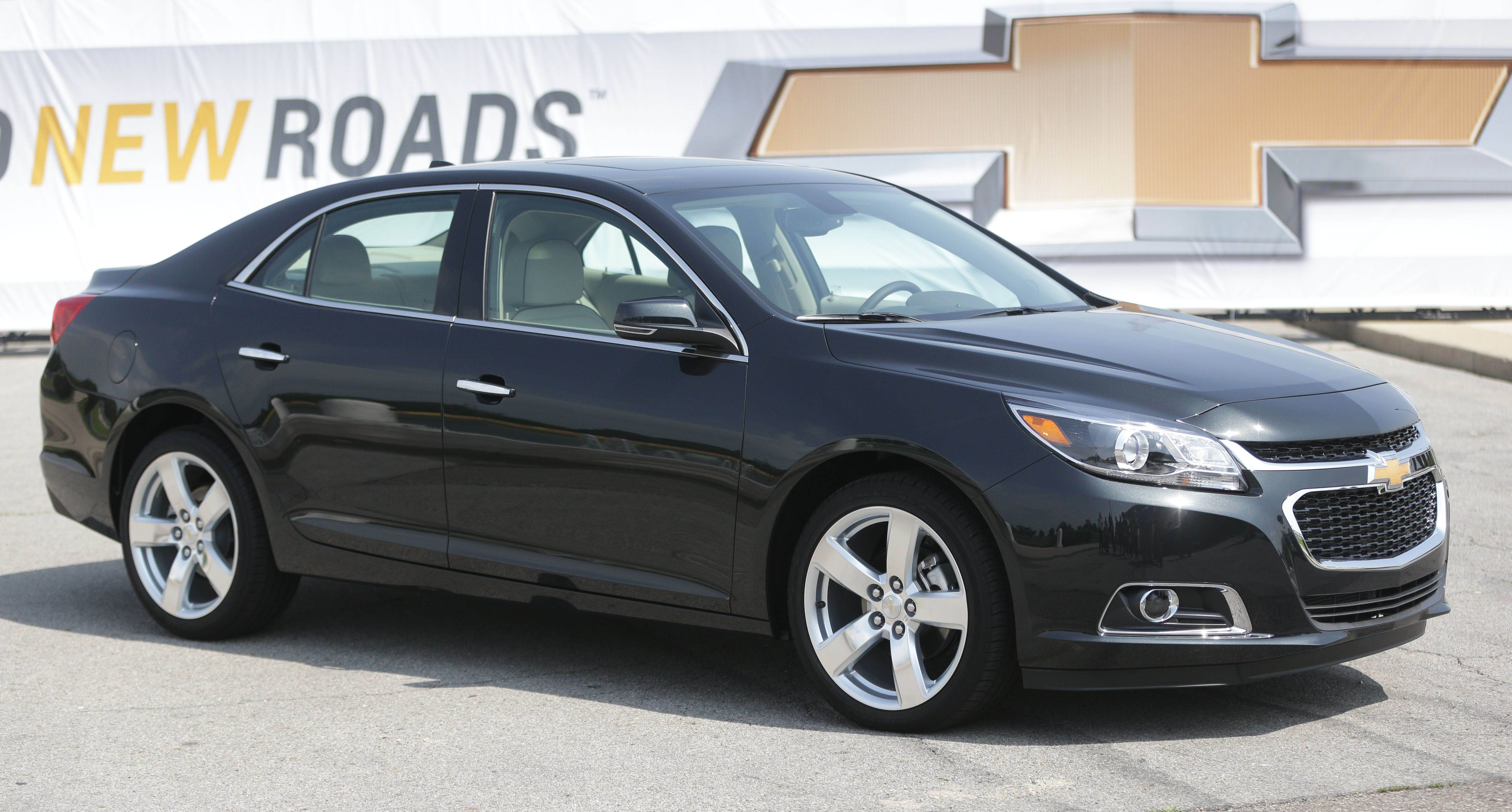 General Motors is recalling more than 140,000 2014 Chevrolet Malibu midsize cars to fix a problem with the power-assisted brakes.
