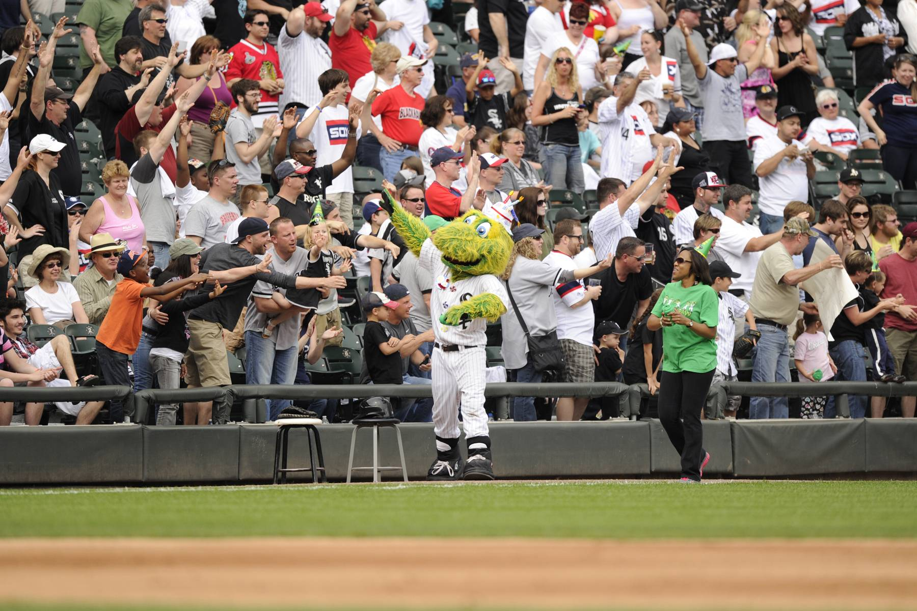 Join the Chicago White Sox on June 10 for a good cause.Photo courtesy of Ron Vesely