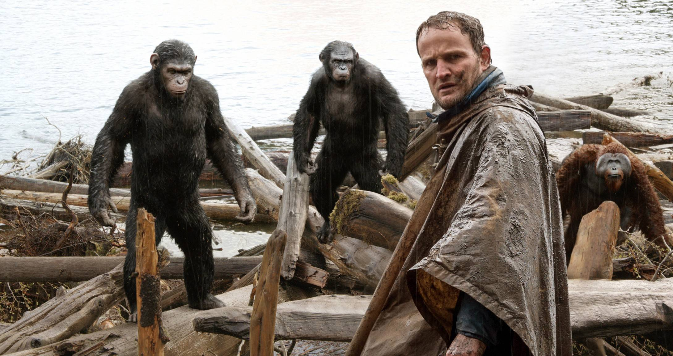 """Dawn of the Planet of the Apes"""