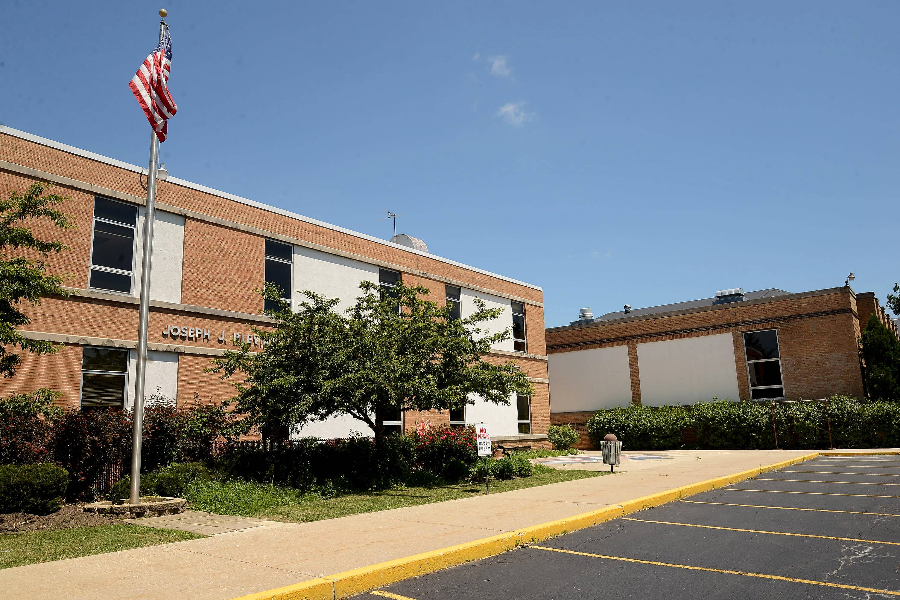 Round Lake Area Unit District 116 has reached a tentative deal to lease Joseph J. Pleviak Elementary School on Grand Avenue in Lake Villa. Lake Villa Elementary District 41 will stop using the building after the current academic year.
