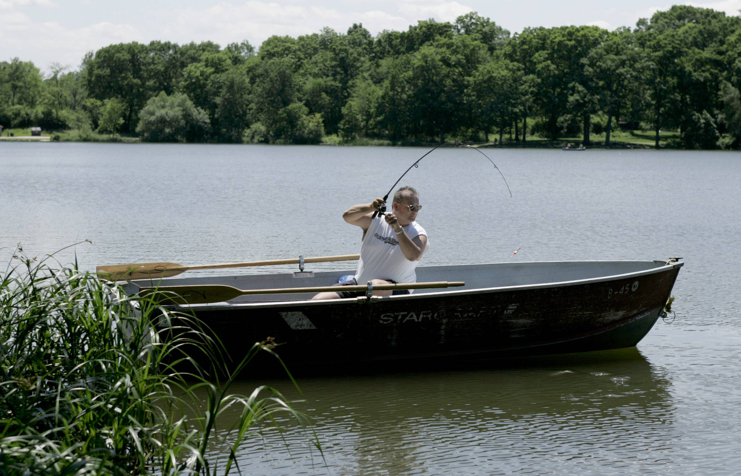 Boating season has begun in Herrick Lake Forest Preserve in Wheaton and Blackwell Forest Preserve near Warrenville. Rowboats, canoes and kayaks can be rented by the hour or the day, and visitors to Blackwell's Silver Lake can launch their own craft with the proper permits.