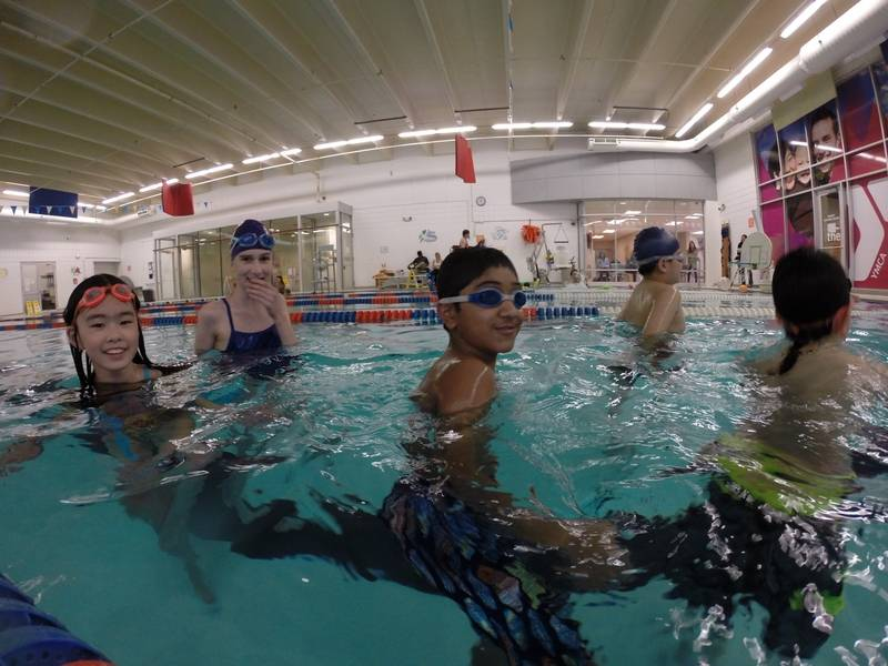 Ymca Offers Free Swim Lessons This Weekend To Prepare Kids For Summer Pool Beach Season