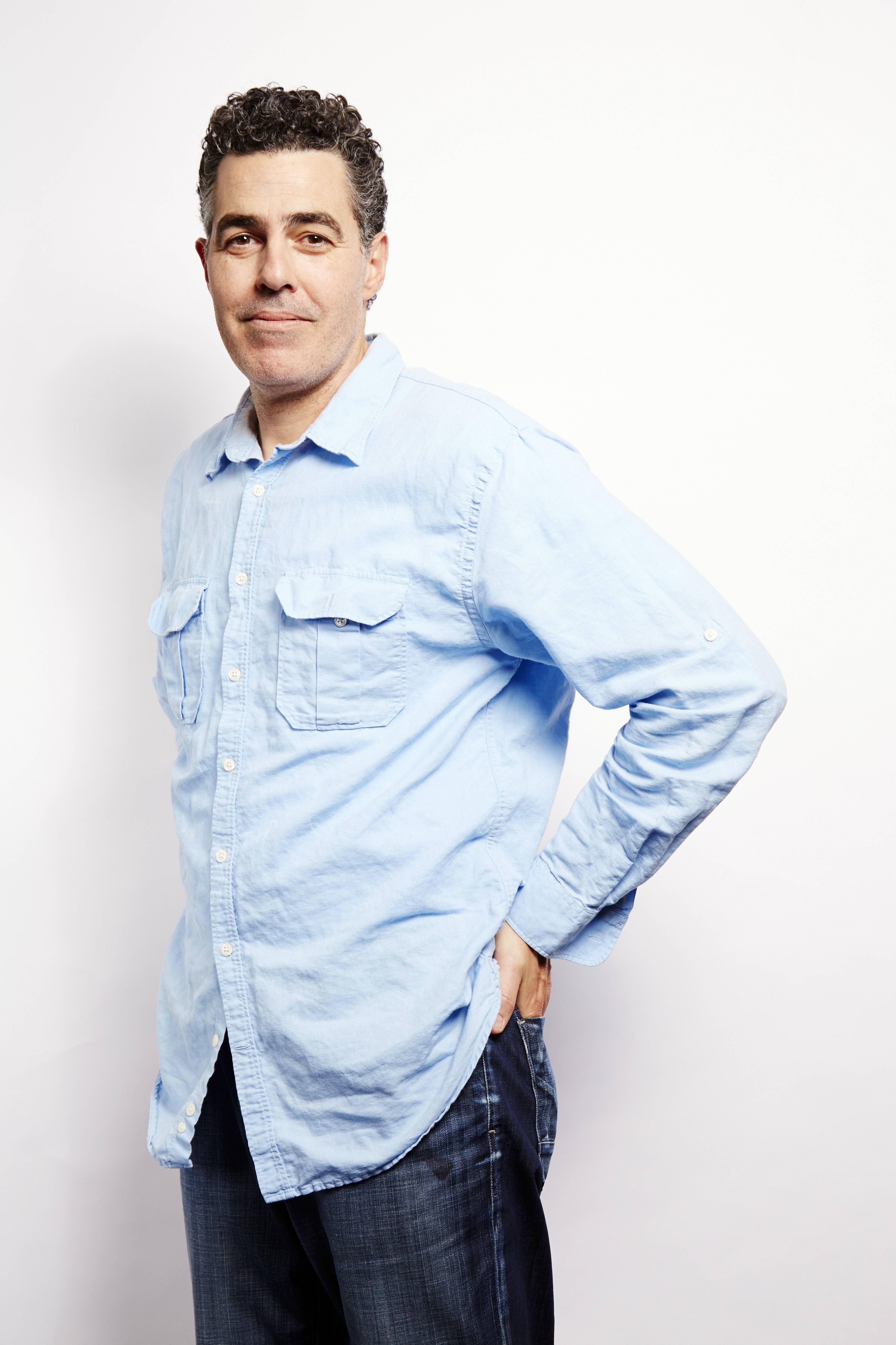 "Adam Carolla will sign copies of his new book, ""President Me: The America That's in My Head,"" at 7 p.m. Friday, May 23, in Pfeiffer Hall at North Central College in Naperville."