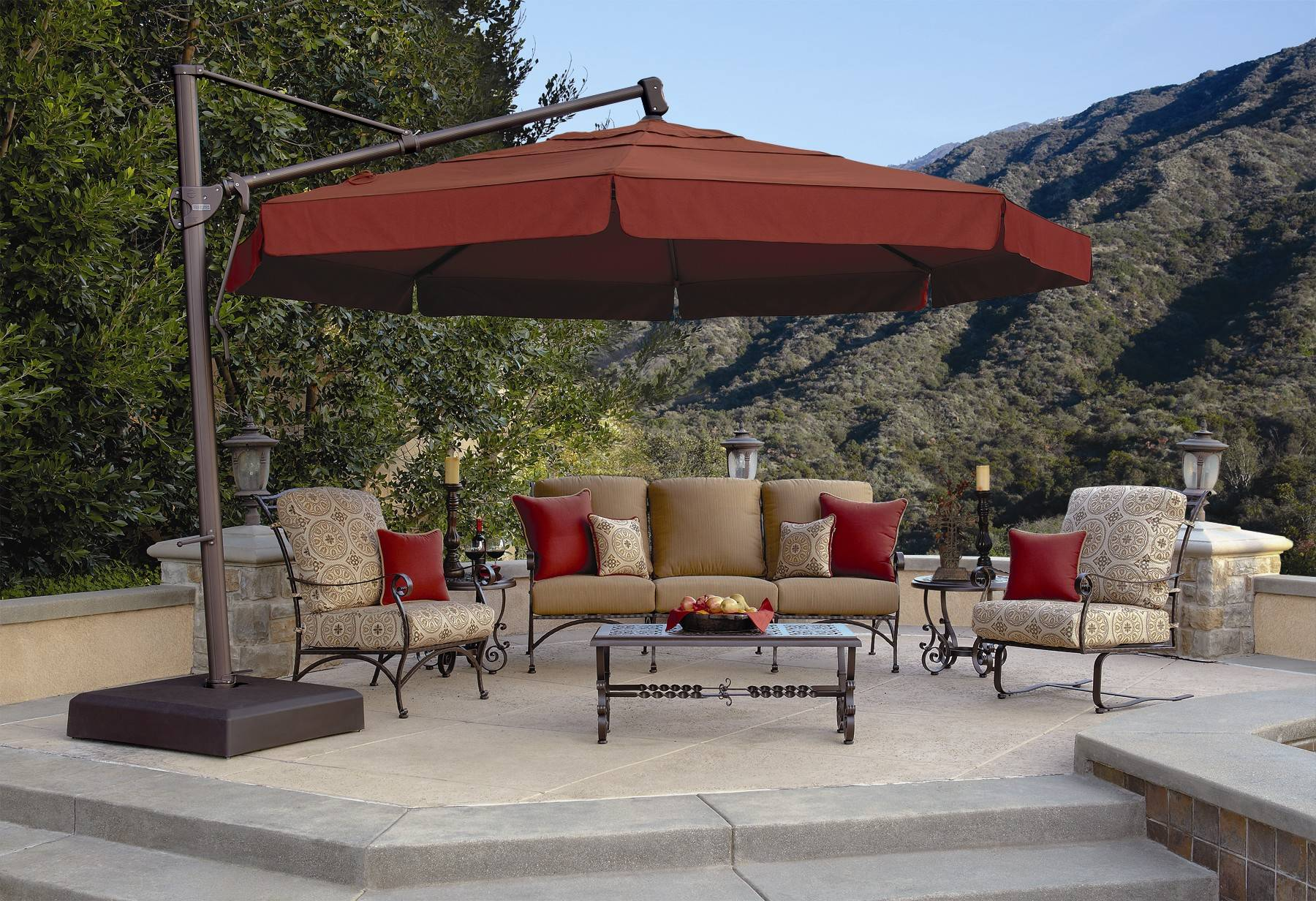 Viking Ski and Patio carries a large selection of outdoor furniture.