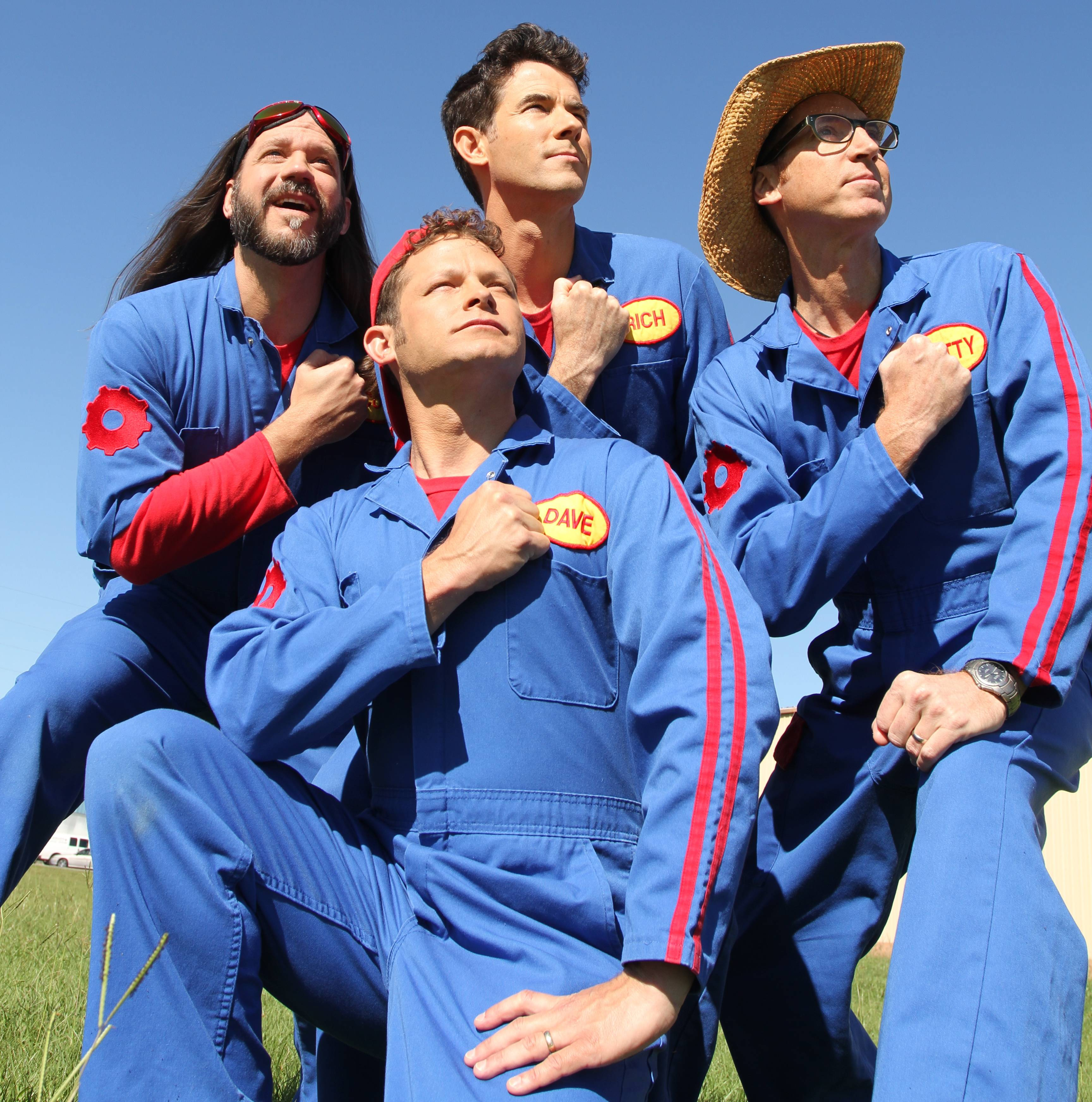 Imagination Movers plays the Paramount Theatre in Aurora for two shows Sunday.