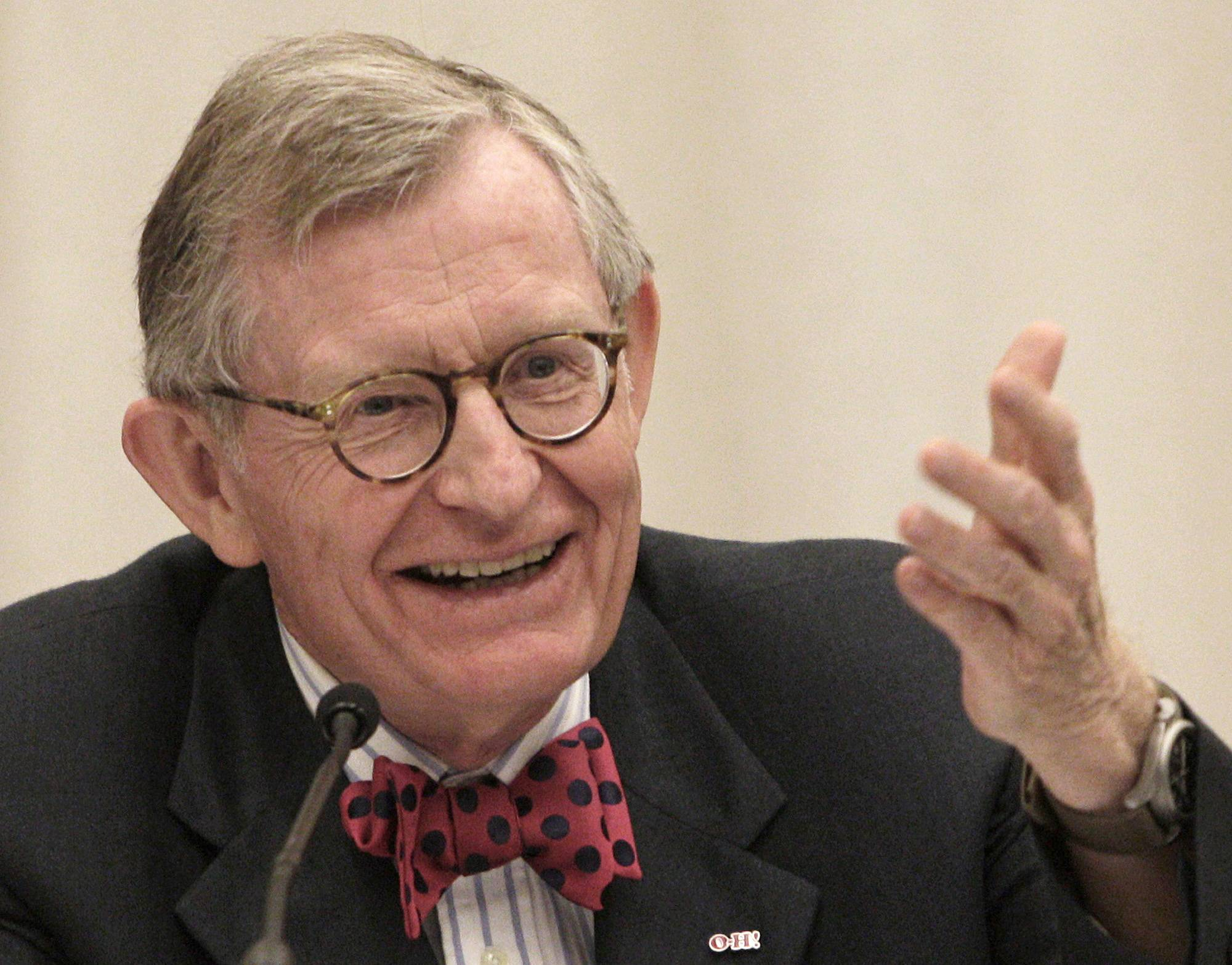 A study found the number of public college presidents earning over $1 million more than doubled in the 2012-2013 fiscal year from the year before. Ohio State University president Gordon Gee topped the list, earning $6.1 million.