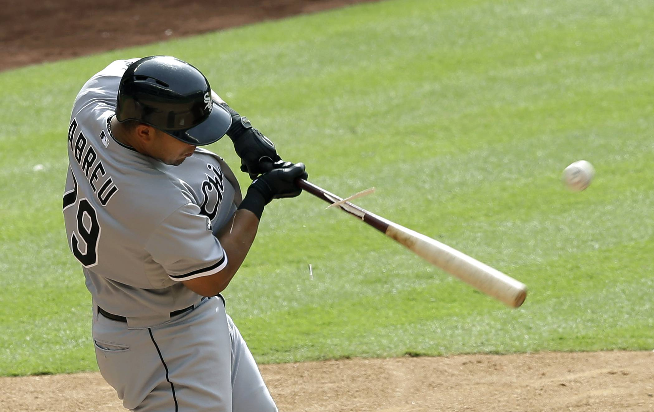 White Sox put Abreu on 15-day disabled list