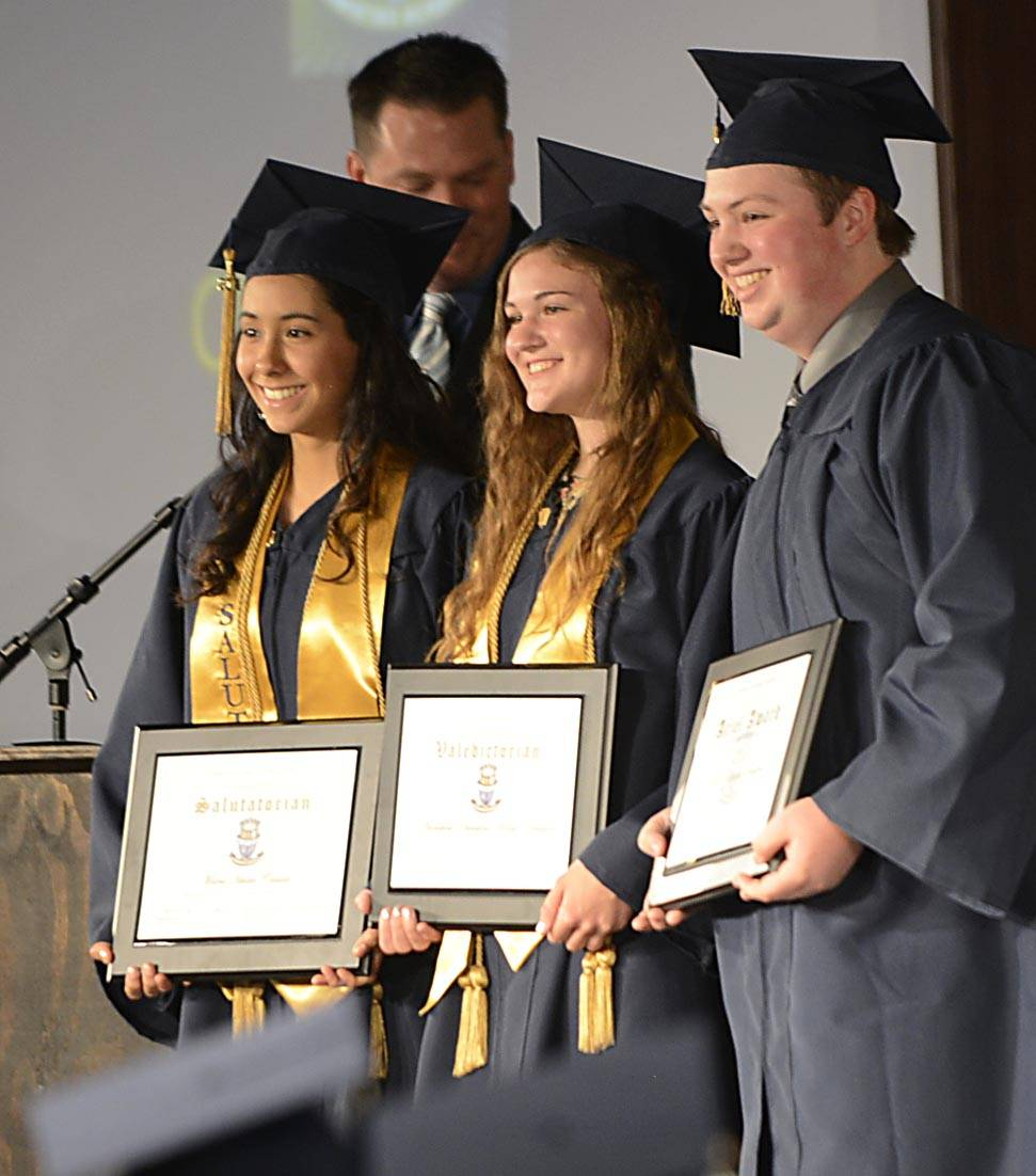 Images from the Harvest Christian Academy graduation Sunday, May 18th.