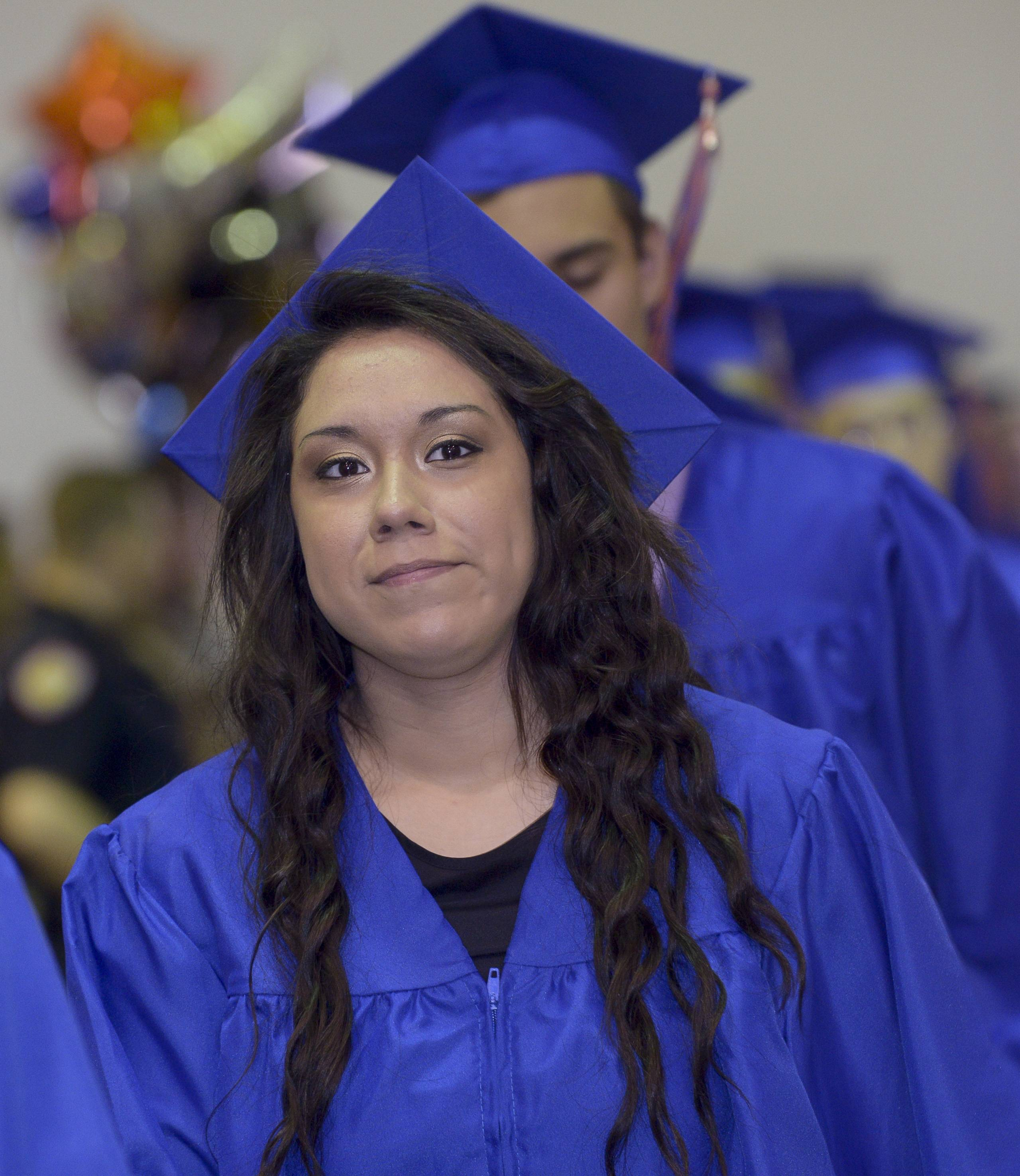 Fenton High School held its graduation Sunday, May 18 at Fenton in Bensenville.