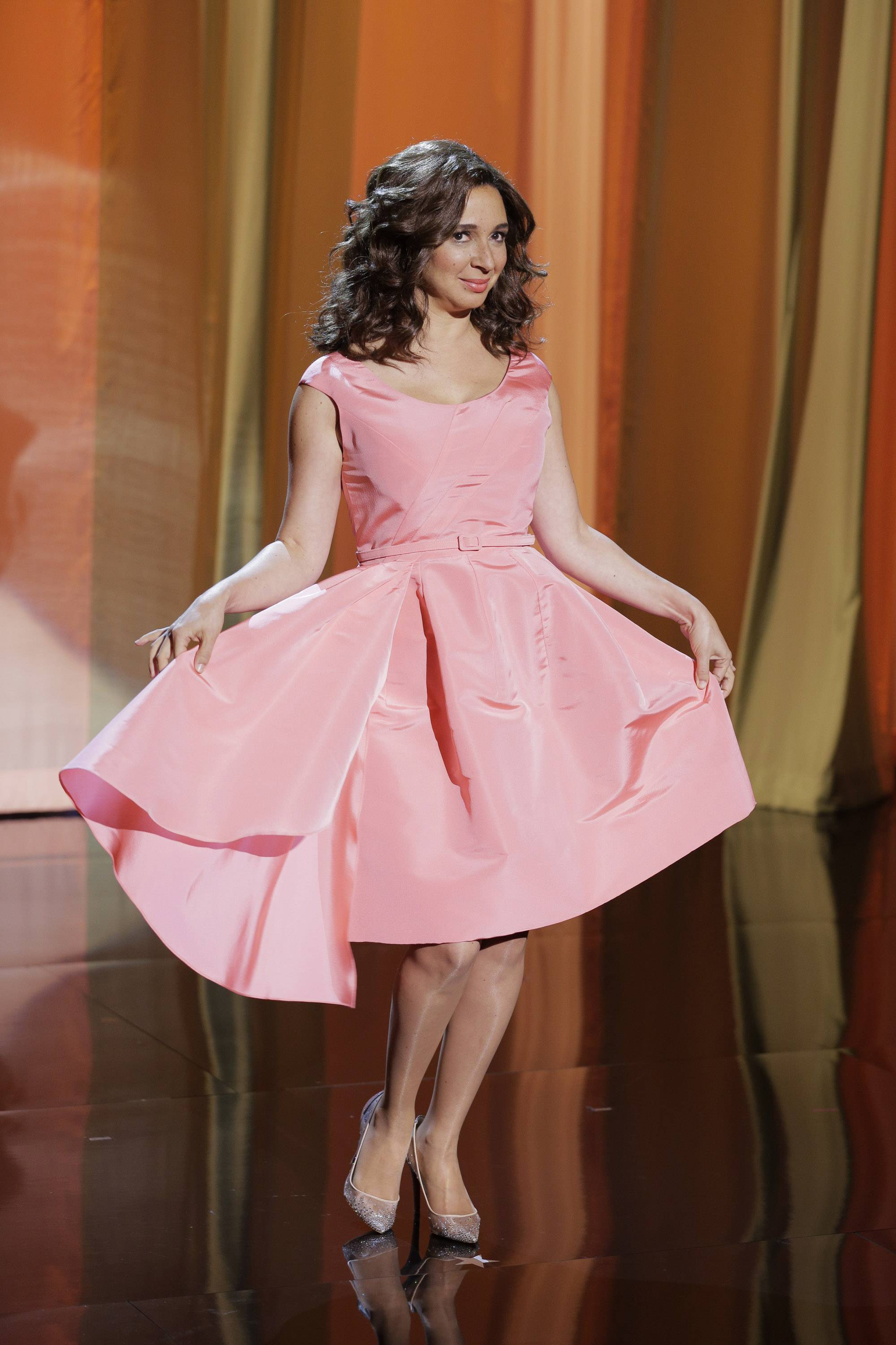 "Maya Rudolph premieres the variety-series inspired special ""The Maya Rudolph Show"" on NBC Monday."