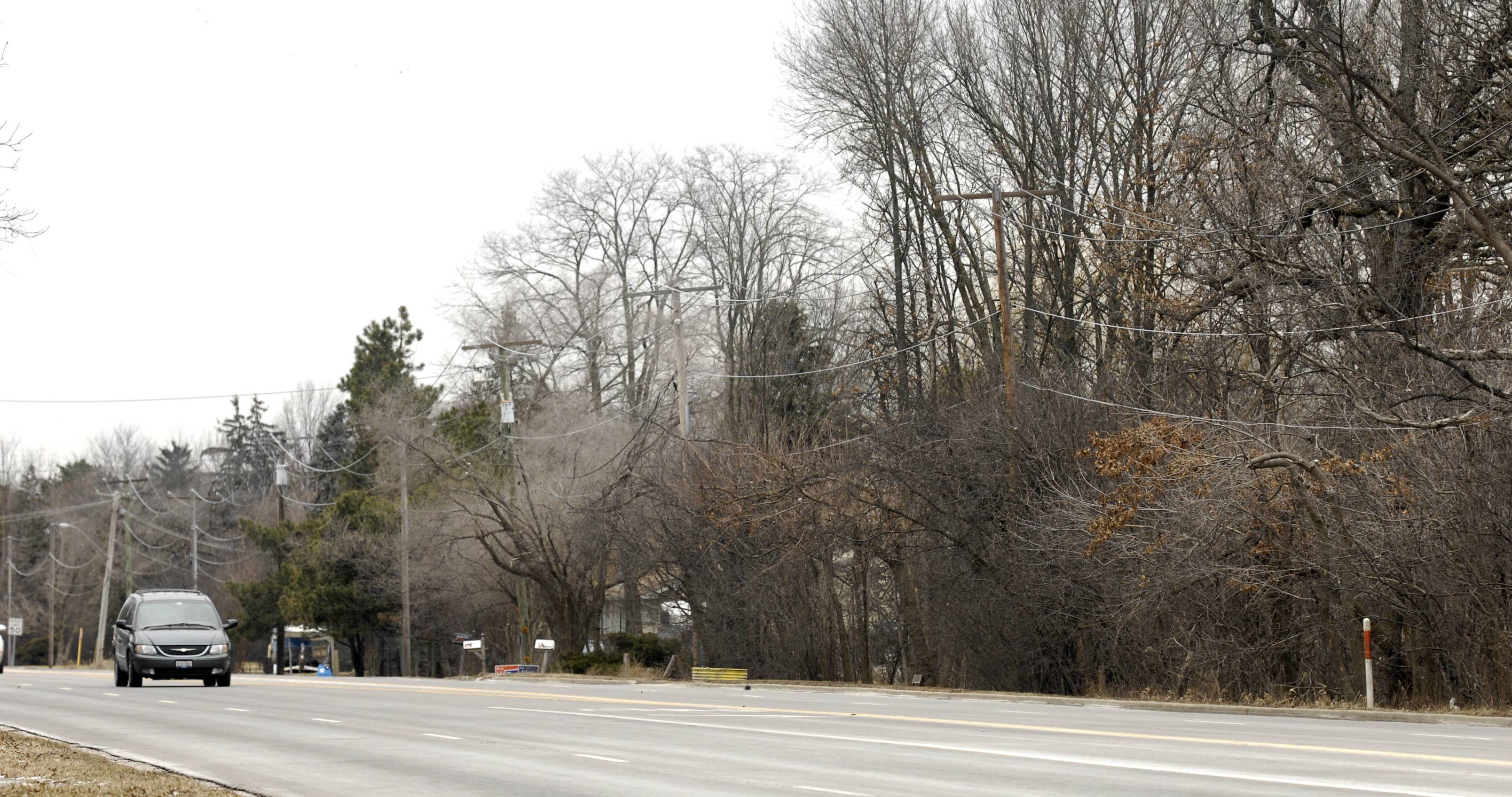 A new comprehensive plan approved last week by Winfield trustees is recommending a commercial focus with some higher density housing along part of Roosevelt Road in Winfield.