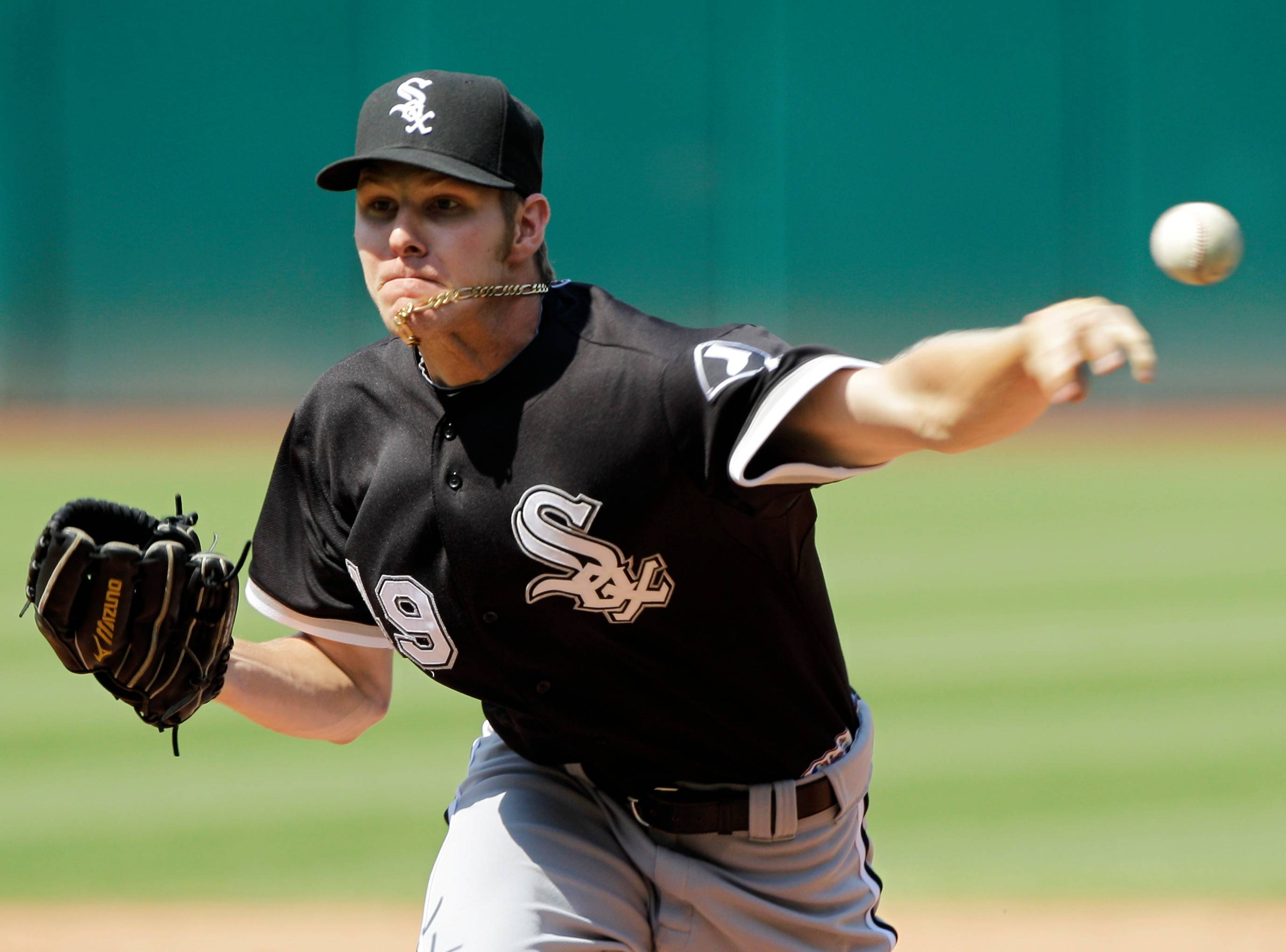 White Sox ace left-hander Chris Sale, who is on the disabled list with a flexor injury to his throwing arm, is due back soon. Chris Rongey recommends that you enjoy watching Sale pitch for as long as he can.