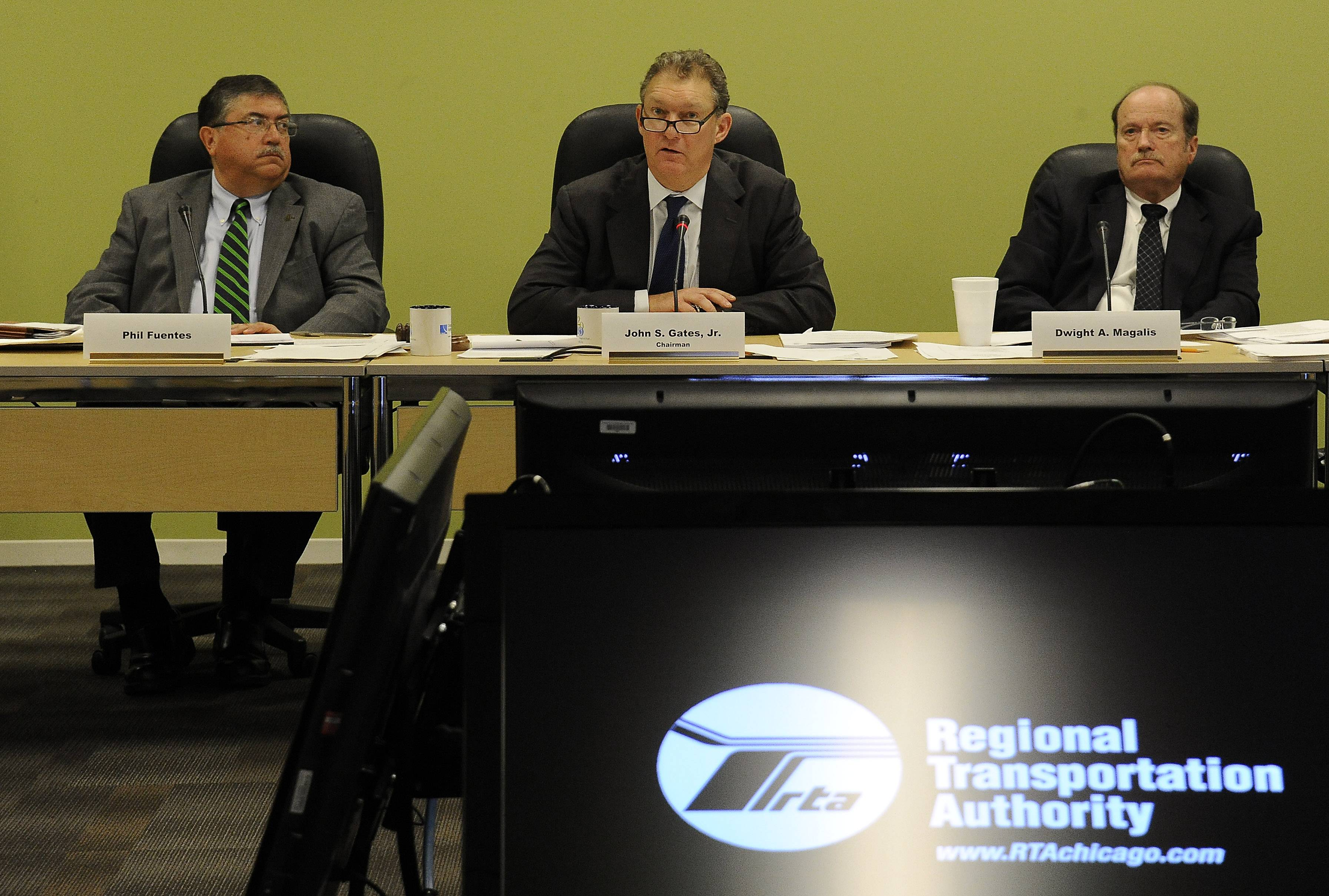 The RTA board will be voting on a $5 million ad campaign.