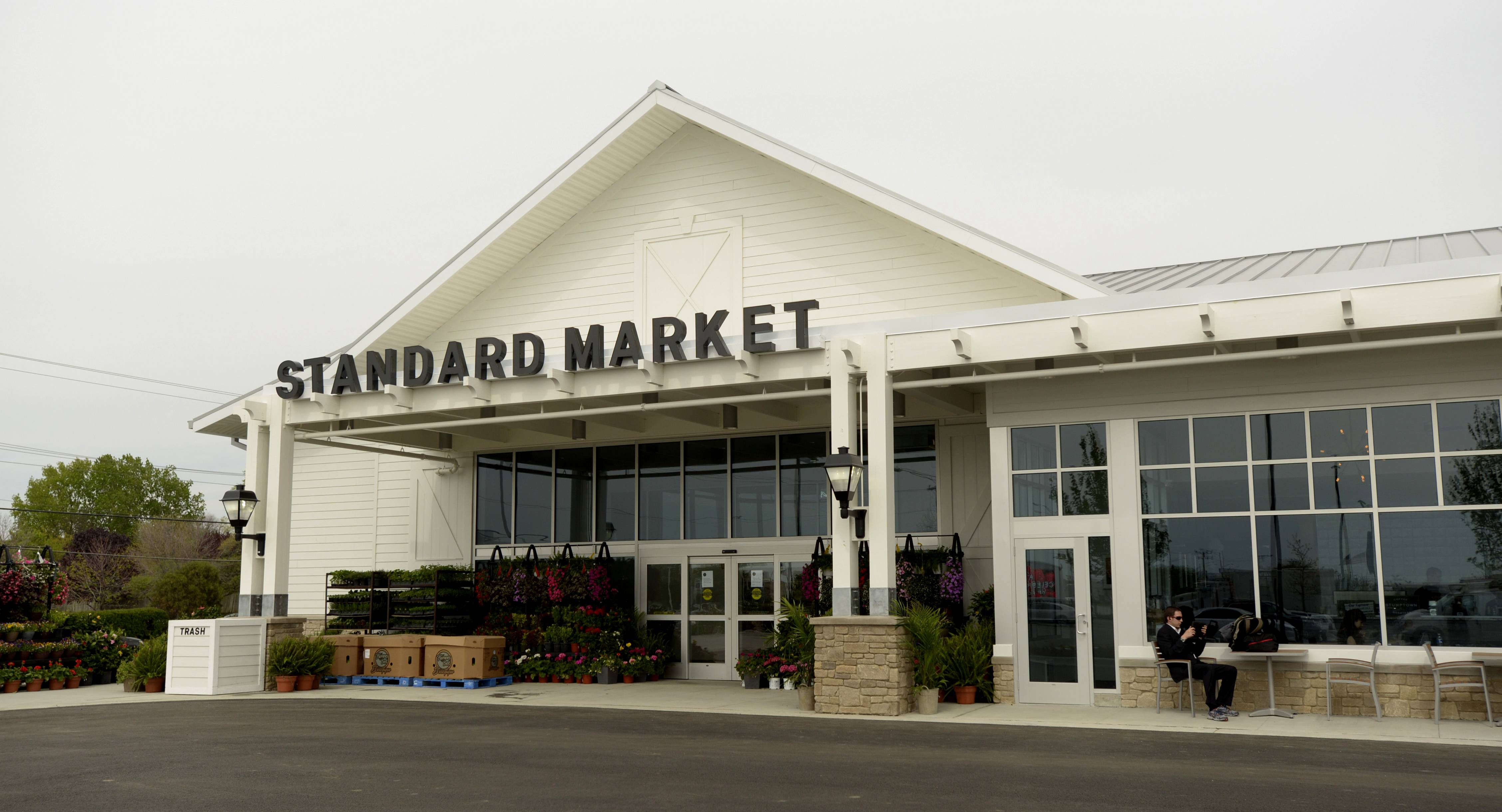 Standard Market will open its second location Tuesday at 1508 Aurora Ave. in Naperville.