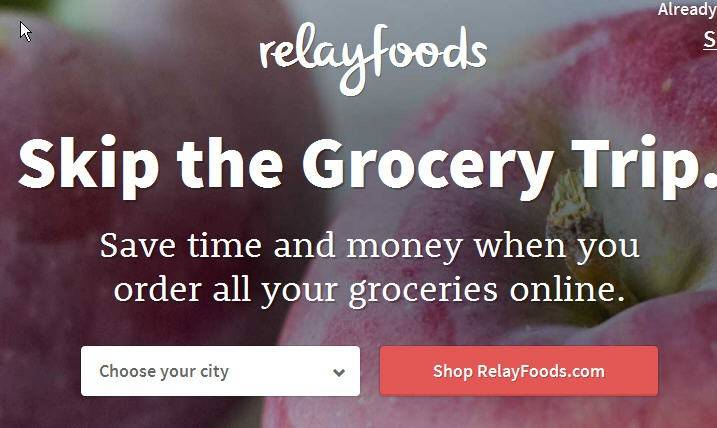 The e-grocery business is garnering a lot of interest from investors. In a 2013 round of venture funding, Relay Foods raised $8.25 million, The Wall Street Journal reports. With that money, Relay plans to continue its expansion.