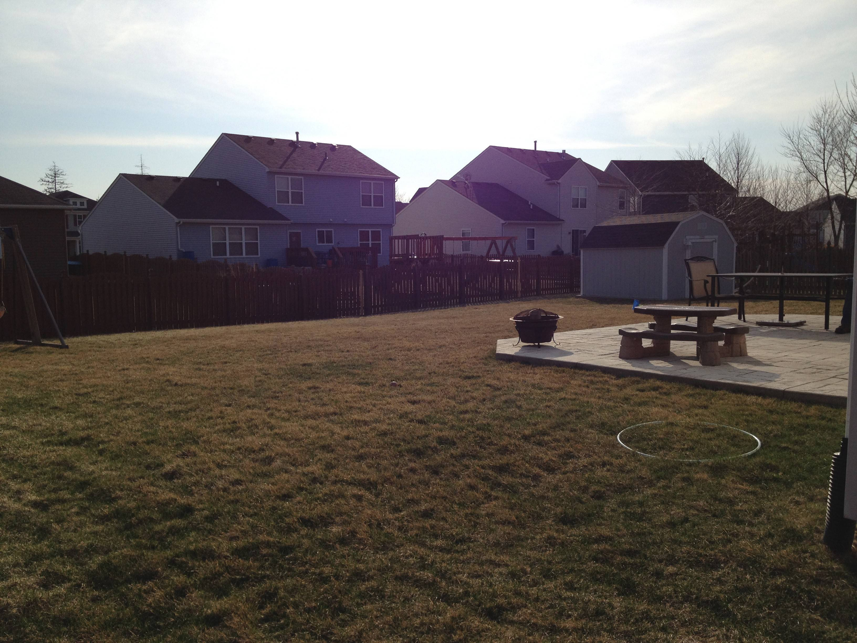 Anne Moersfelder of Huntley submitted her yard for the Get Your Summer On contest.