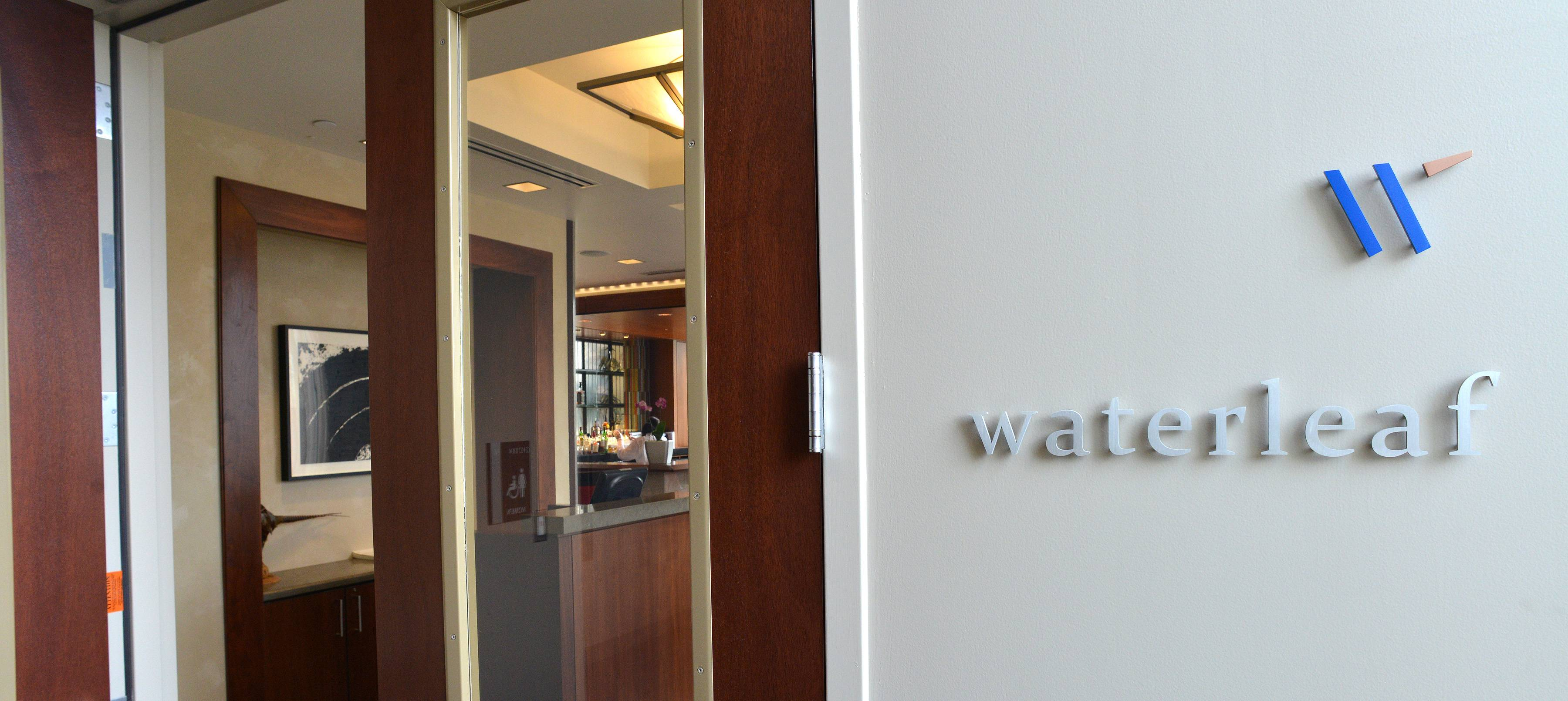 Waterleaf at the College of DuPage in Glen Ellyn is open Wednesday through Sunday.