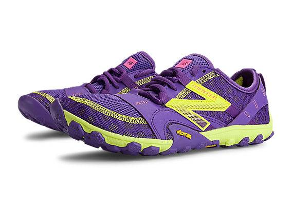 New Balance's Minimus 10v2 Trail shoe