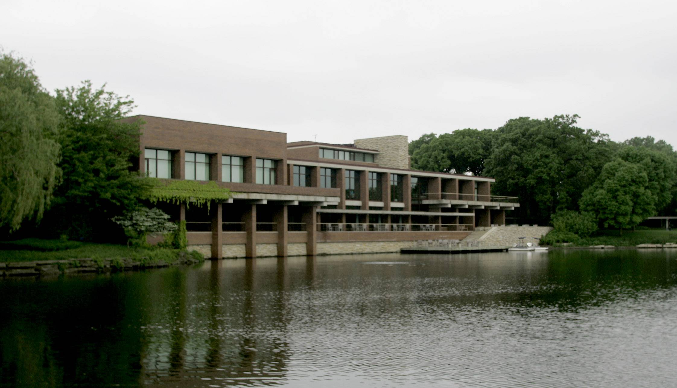 McDonald's headquarters in Oak Brook