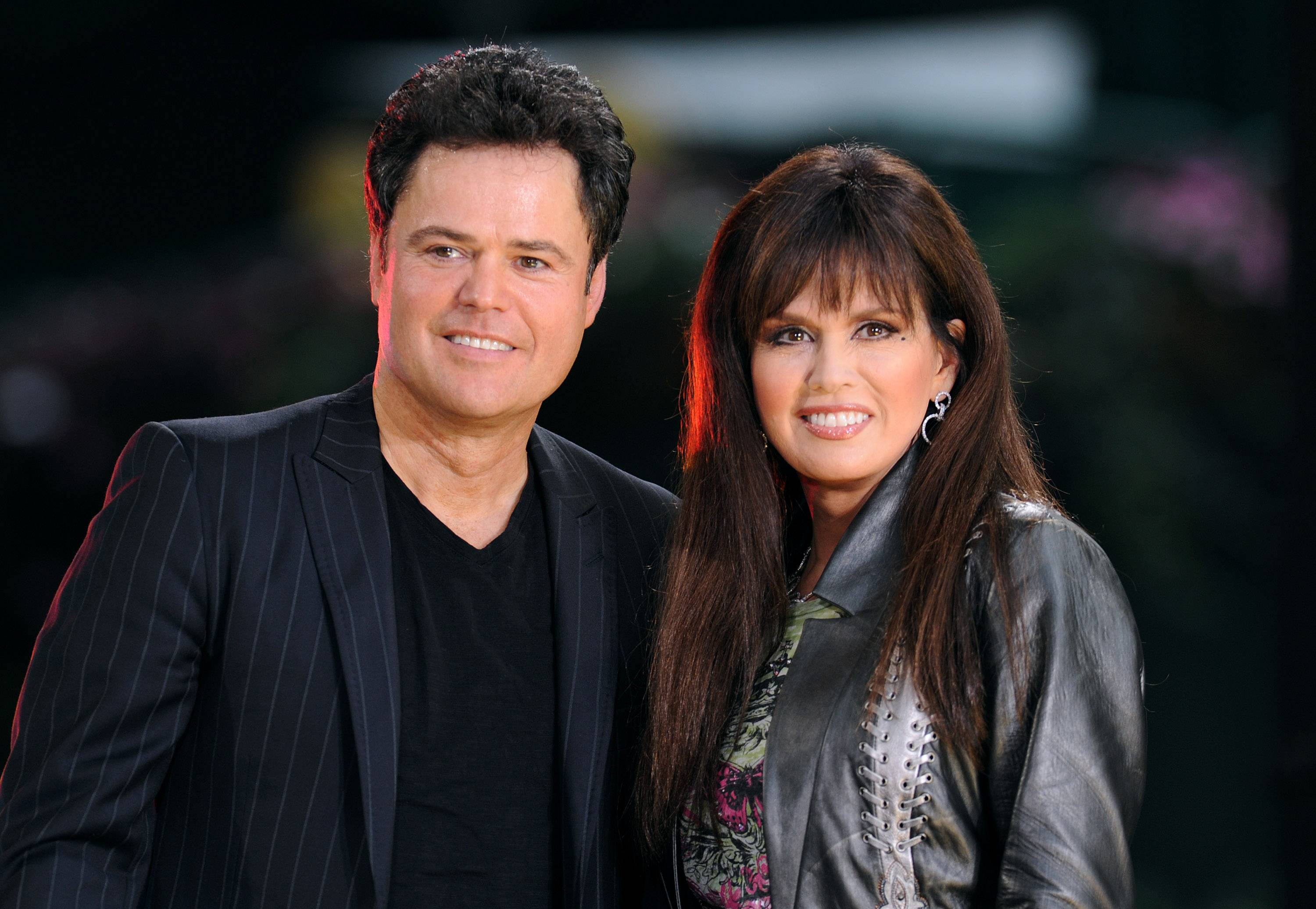Donny & Marie Osmond appear at the Paramount Theatre from Wednesday, Aug. 27, through Sunday, Aug. 31.
