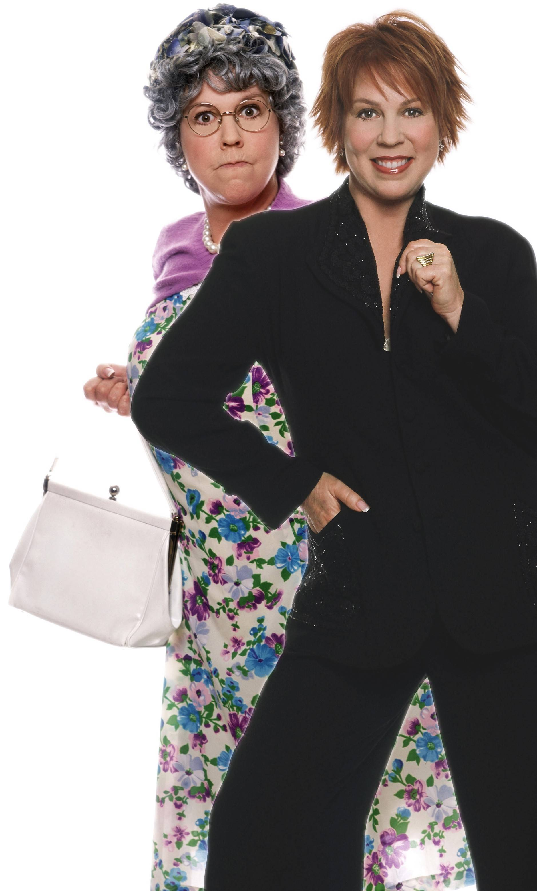 """Vicki Lawrence & Mama: A Two Woman Show"" plays the Paramount Theatre at 3 p.m. Sunday, Feb. 22."