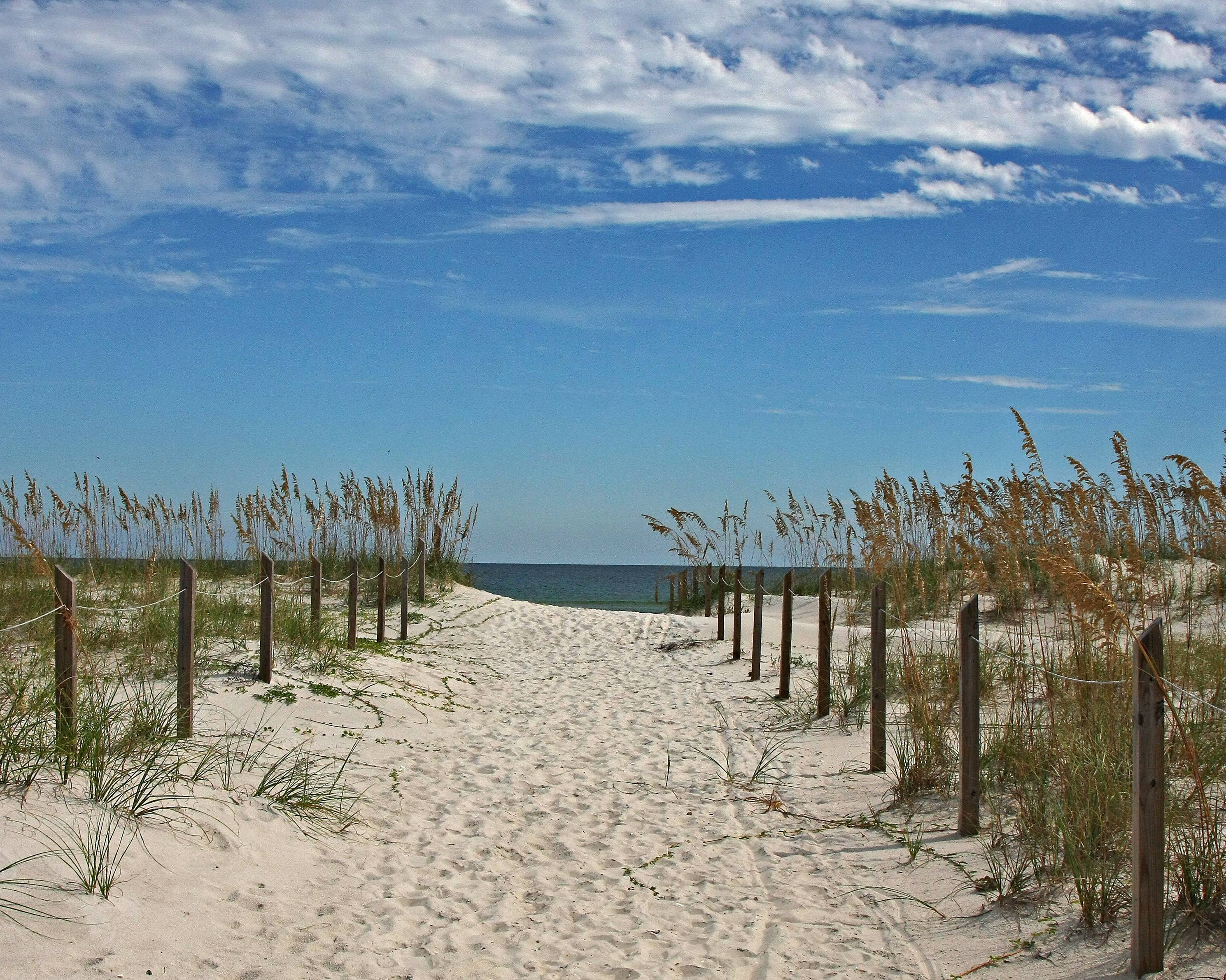Visit Florida has just launched an online tool called the Florida Beach Finder to help vacationers find a Florida beach, like St. George Island Beach, that's the right fit for them.