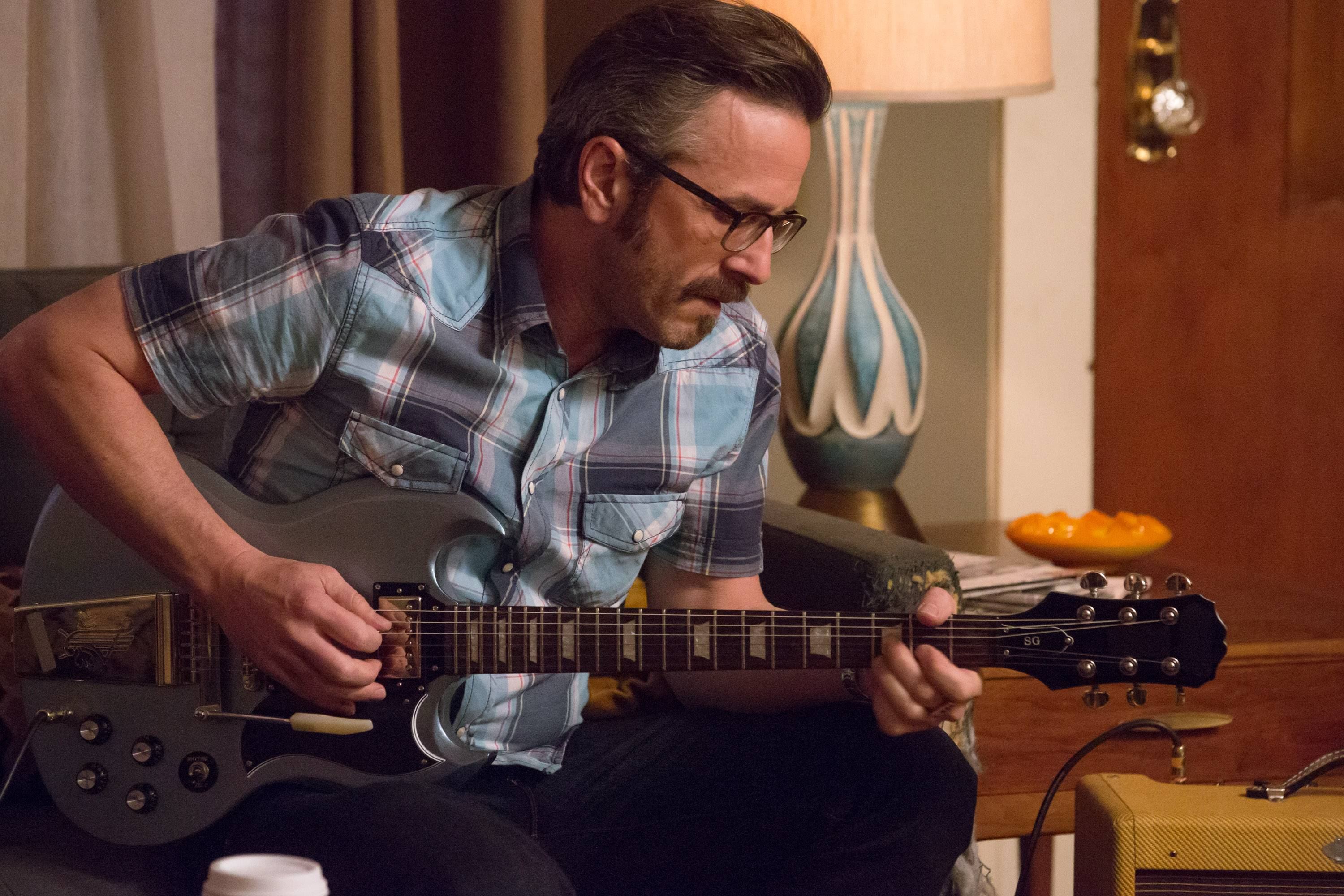 "Marc Maron stars in ""Maron,"" a TV version of his life as a hapless comic with a podcast, neuroses, issues with women and a penchant for getting himself into jams."