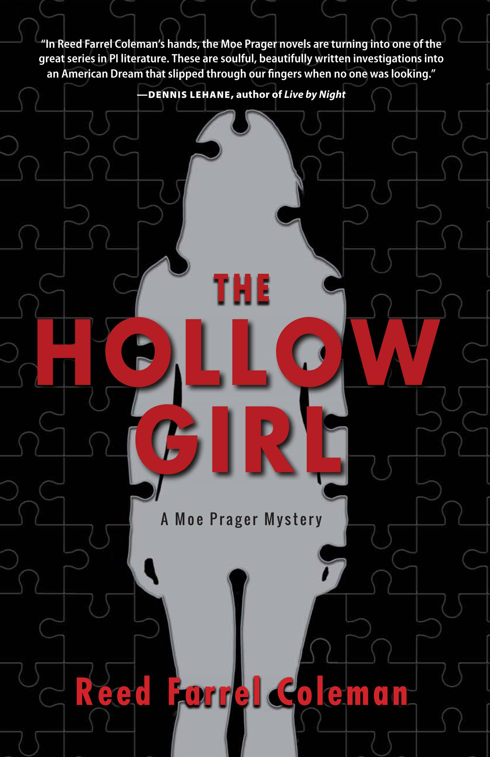 """The Hollow Girl"" is the latest from Reed Farrel Coleman."