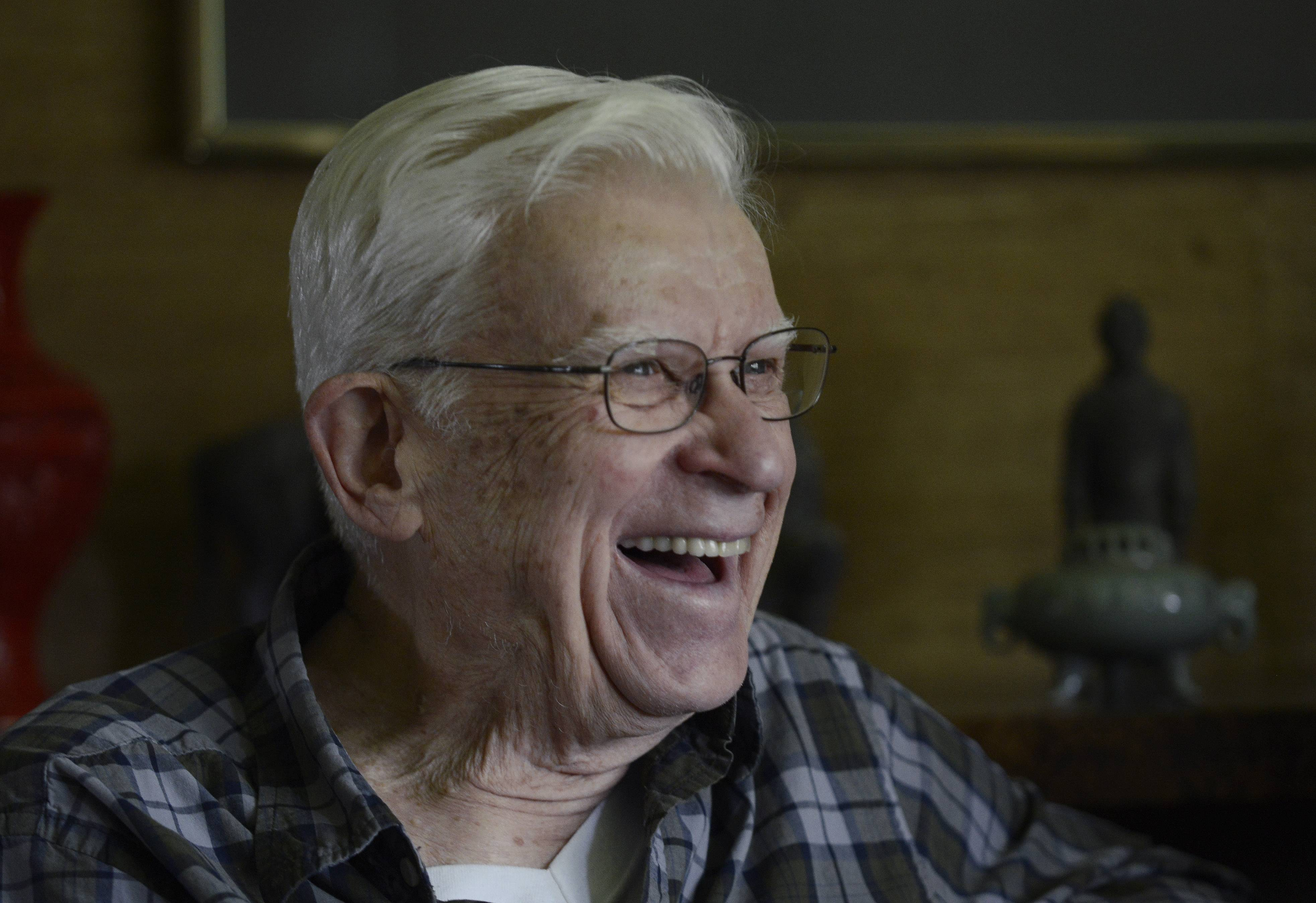 "After serving under Gen. Douglas MacArthur during World War II, Burt ""Sarge"" Showers became a high school teacher in Palatine. A new scholarship, named in his honor and funded by a former student, will be awarded for the first time Wednesday night to a senior at Palatine High School."