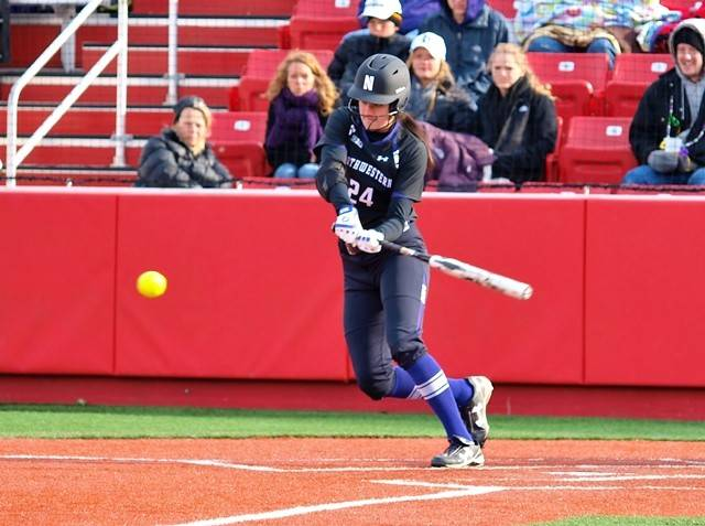 Former Northwestern outfielder Emily Allard, who batted .402 in her collegiate career, has signed a contract to play for the Chicago Bandits this summer.