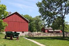 Volkening Heritage Farm, an authentic 1880s working farm at Spring Valley, will host a Country Fair from noon-4 p.m. Sunday, June 1.