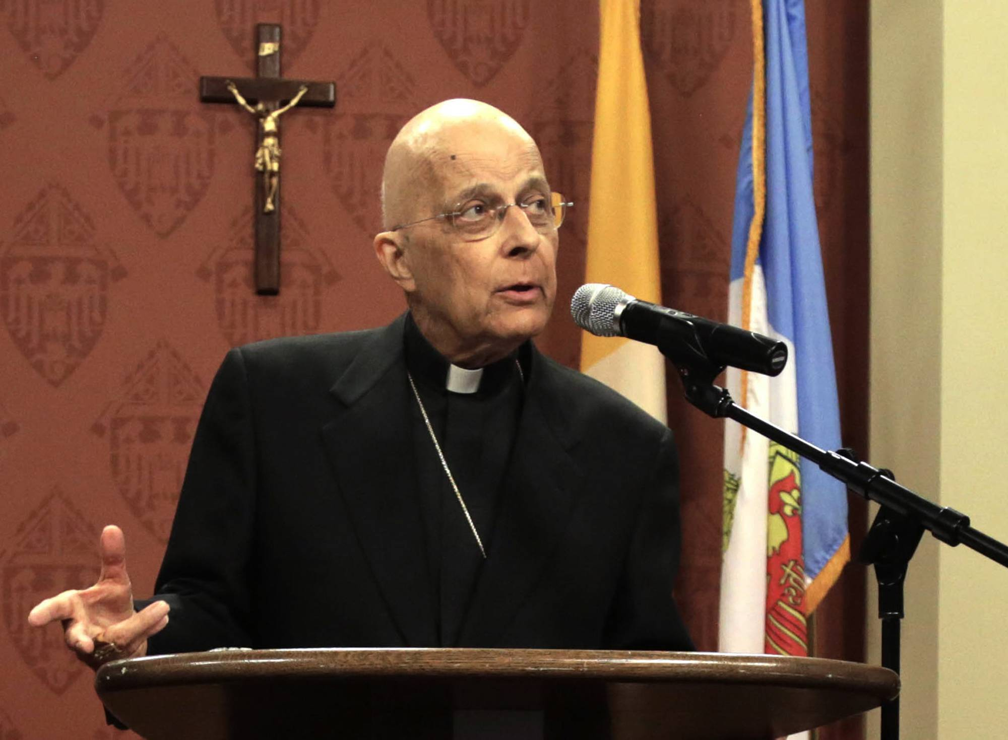 Chicago Cardinal Francis George