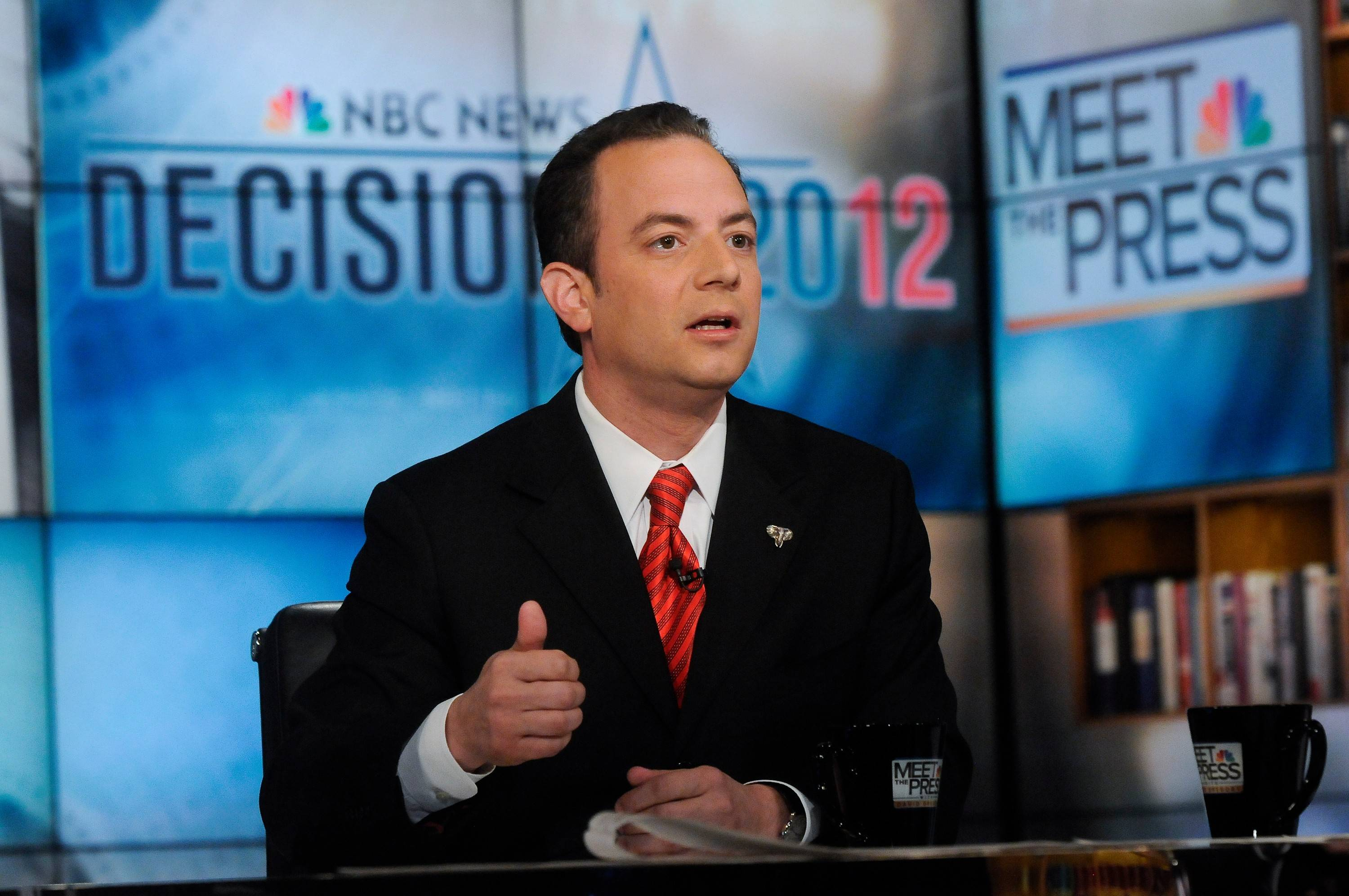 Republican National Committee Chairman Reince Priebus.
