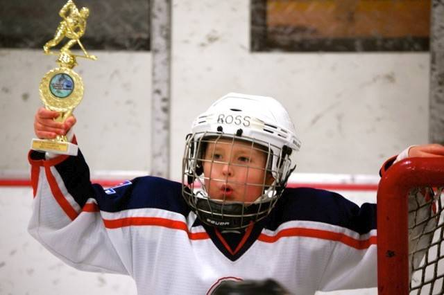 The first Ross K. MacNeill Foundation Hockey Tournament will be Saturday, June 7, at the Center Ice of DuPage skating rink in Glen Ellyn. Ross, of Wheaton, died last May at age 11 from pediatric brain cancer.