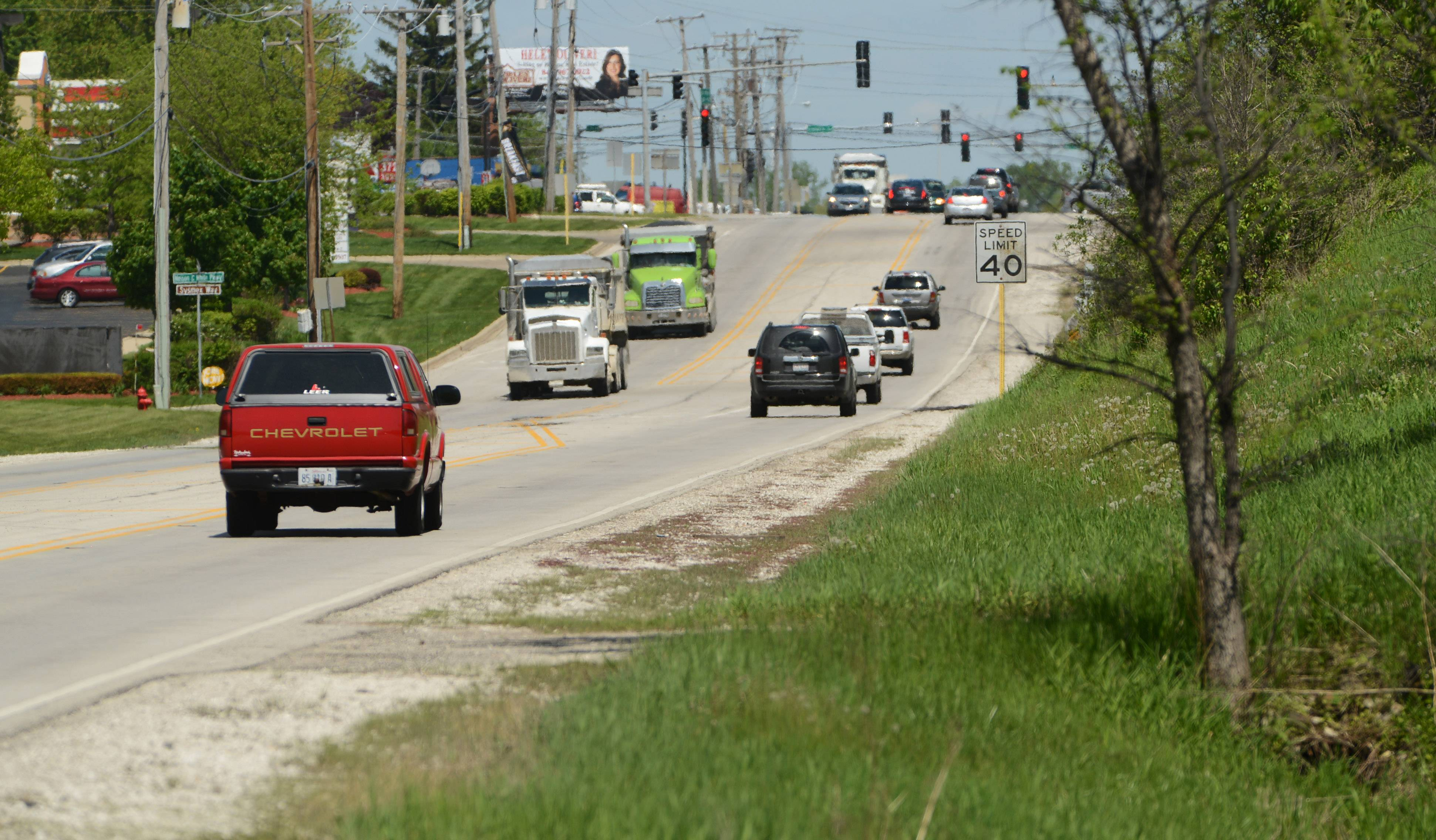 Carl H. Roderwald, 40, of Mundelein, likely was the victim of a hit-and-run crash along Route 83 near McRae Lane, just south of Route 176 in Mundelein.