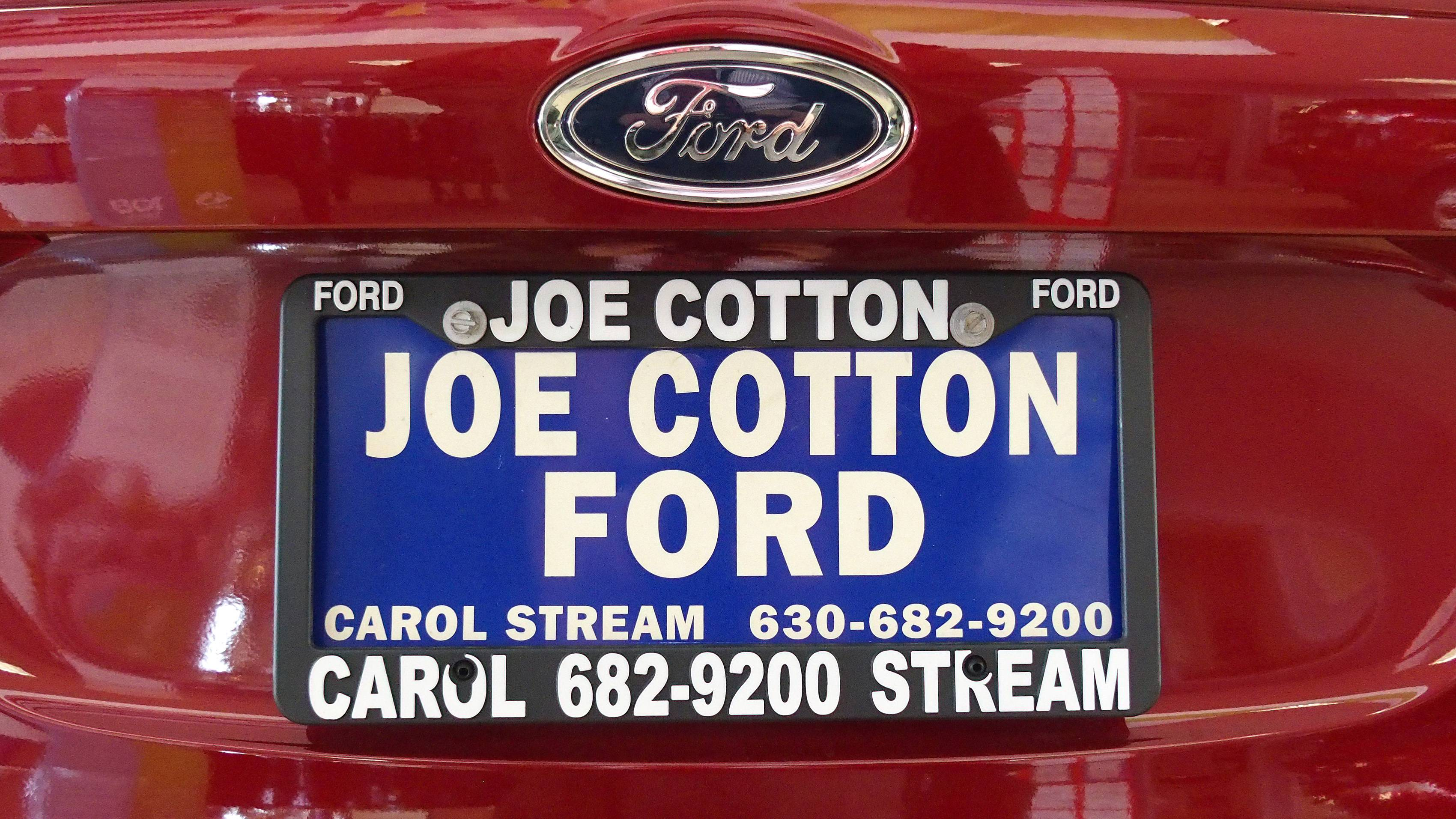 Joe Cotton will be the grand marshal of this year's Fourth of July Parade in Carol Stream.