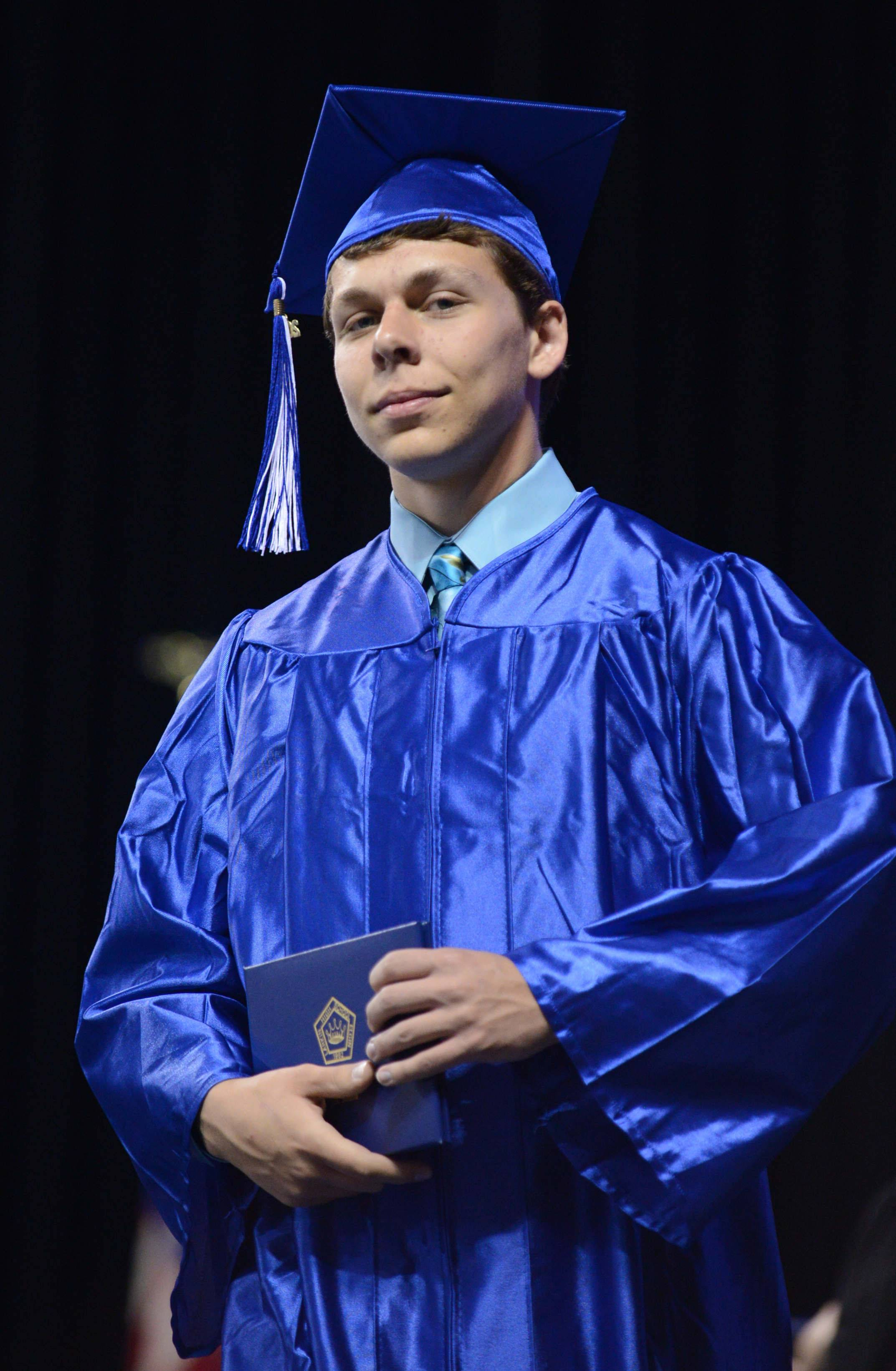 Images from the Larkin High School graduation Saturday, May 24th at the Sears Centre in Hoffman Estates.