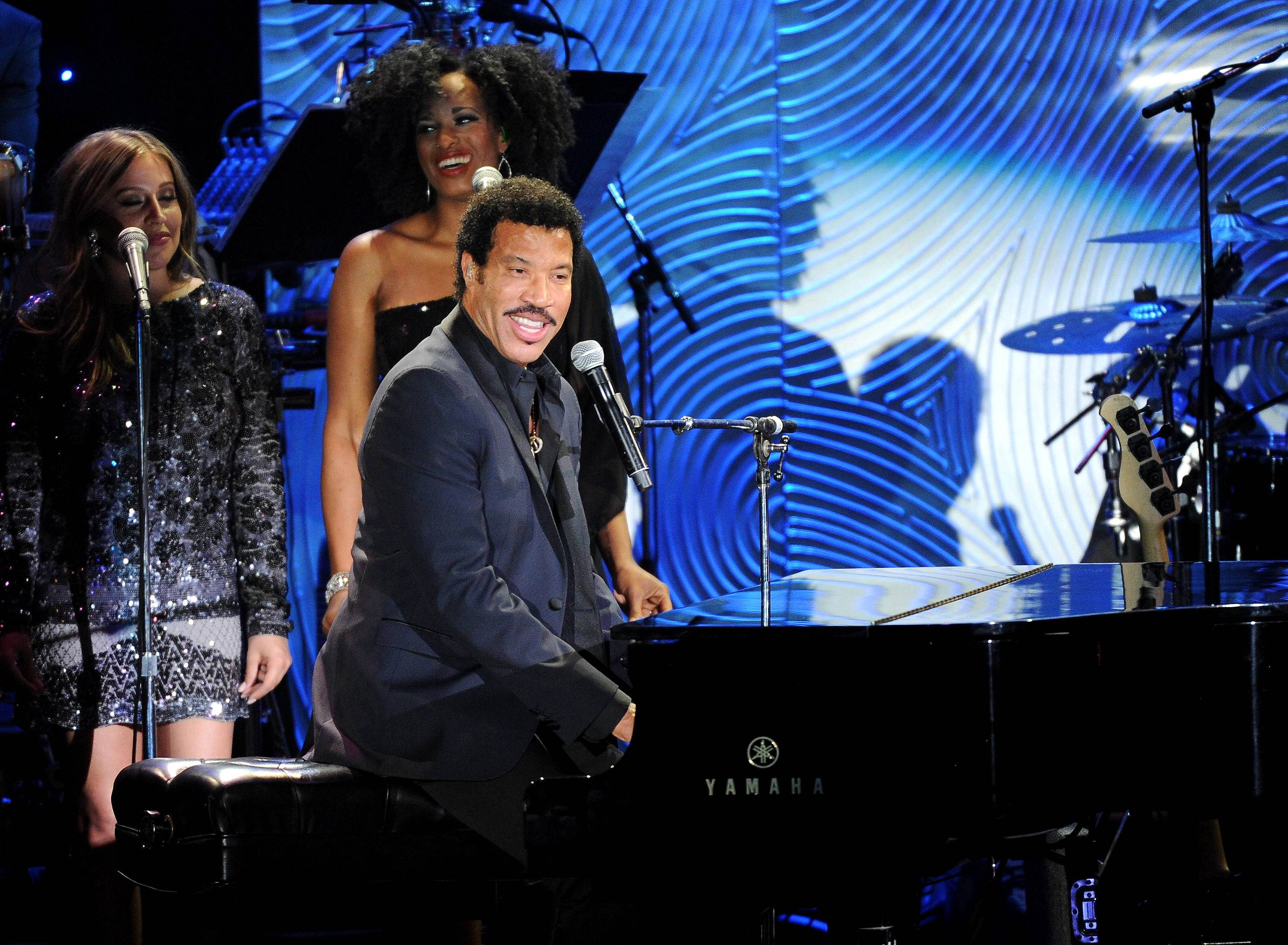 "Lionel Richie continues last year's smash ""All The Hits All Night Long"" tour through summer 2014 in the U.S."